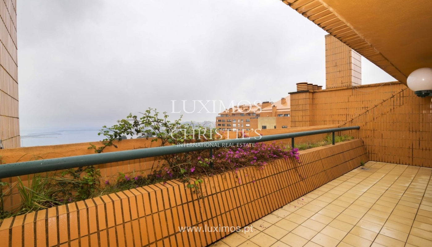 Duplex apartment, with river and ocean views, Gaia, Porto Portugal_30553
