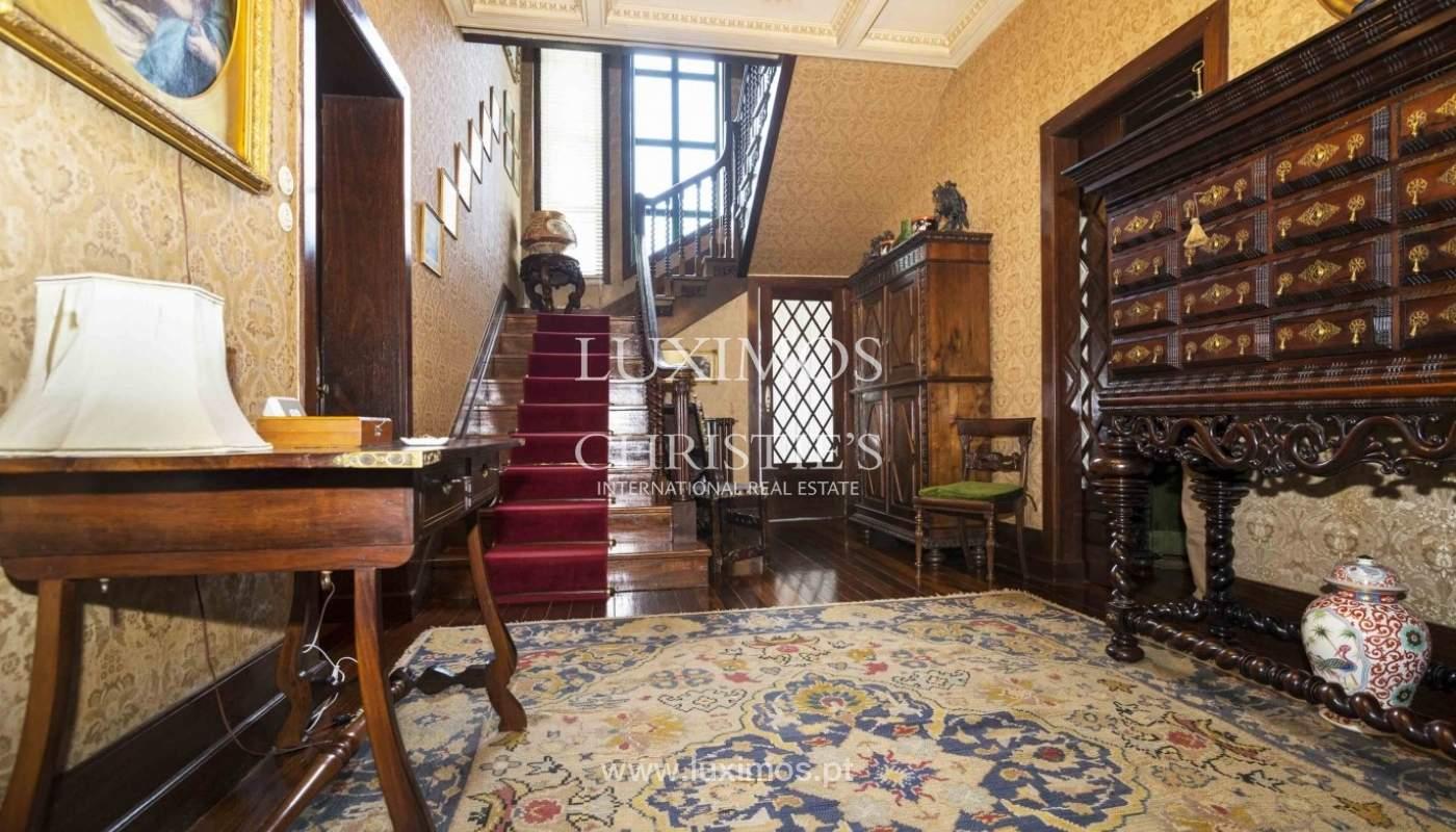 Verkauf villa-Architektur-in Großbritannien, mit Garten, Porto, Portugal _30624