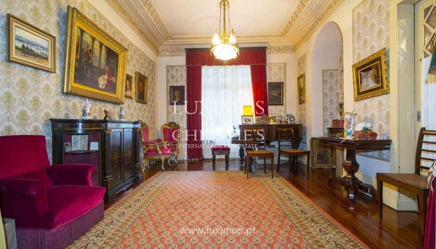 Verkauf villa-Architektur-in Großbritannien, mit Garten, Porto, Portugal _30628