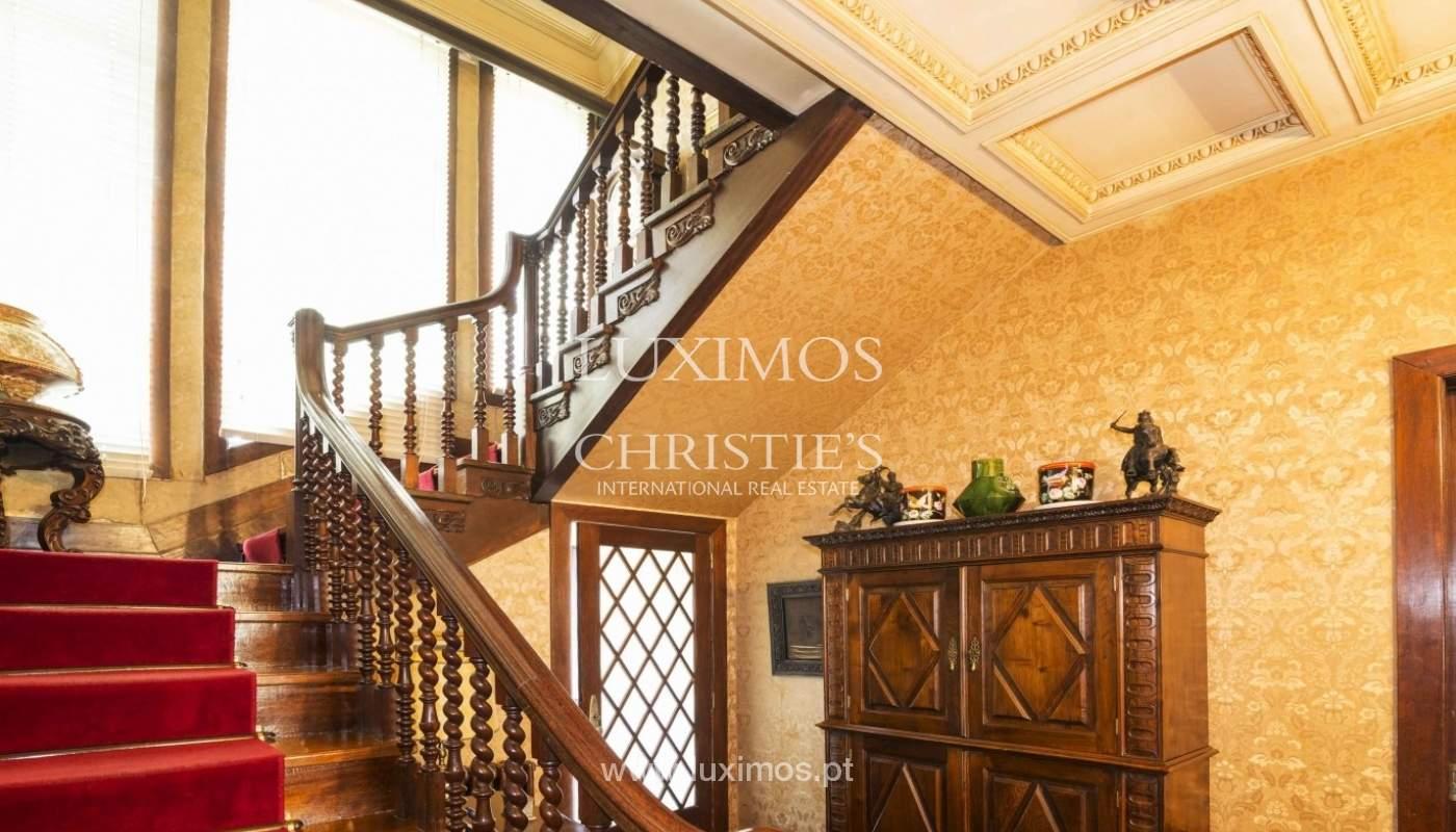 Verkauf villa-Architektur-in Großbritannien, mit Garten, Porto, Portugal _30636