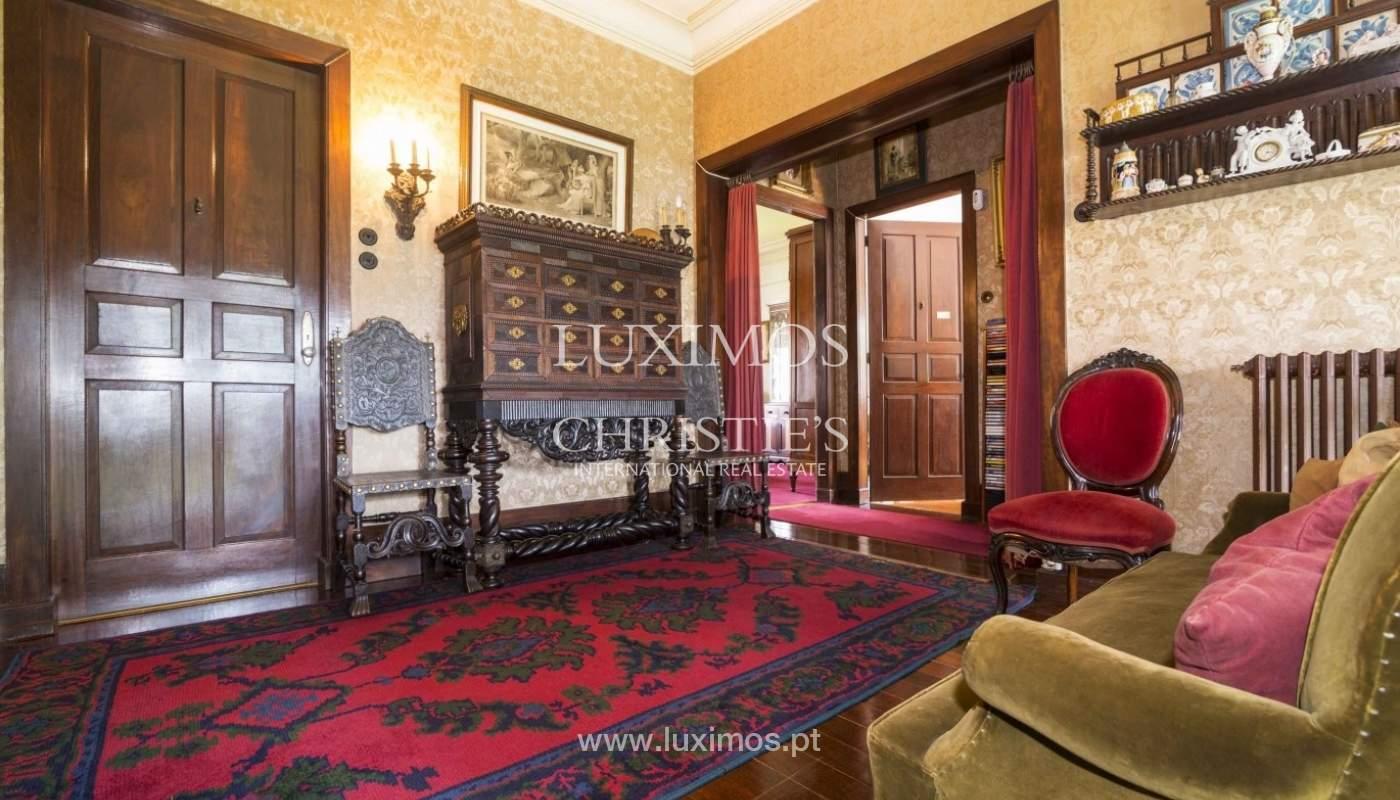 Verkauf villa-Architektur-in Großbritannien, mit Garten, Porto, Portugal _30637