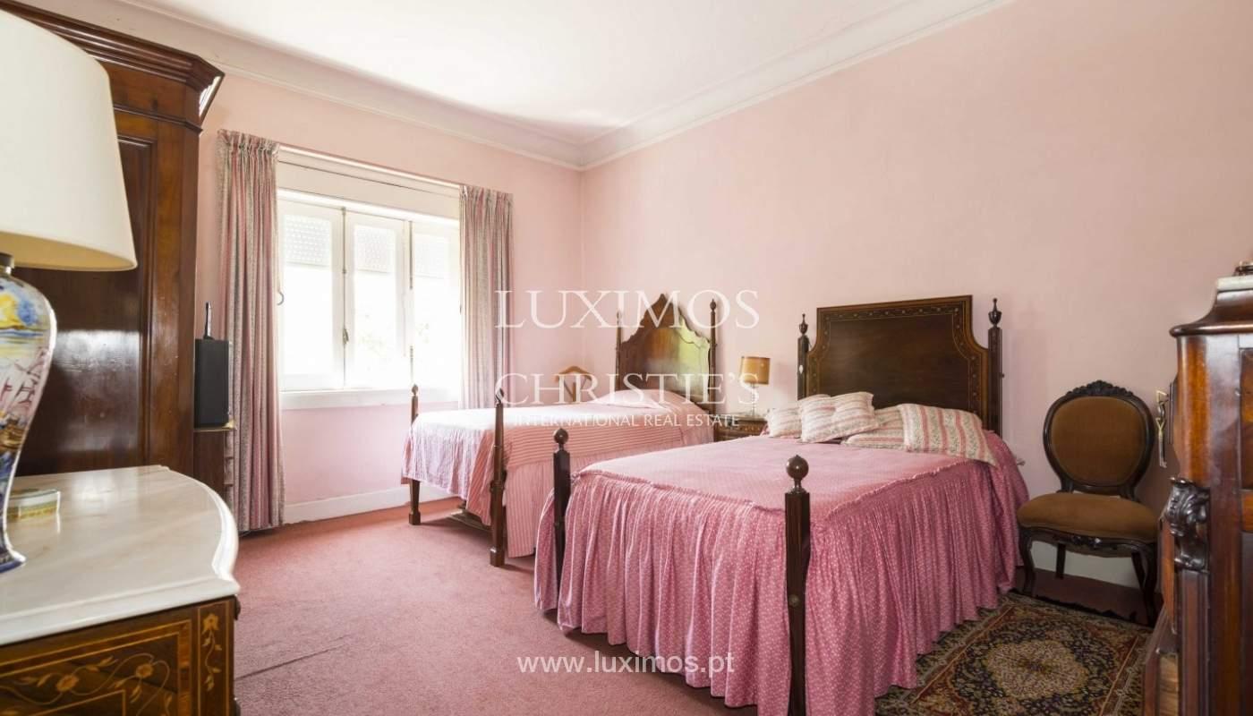 Verkauf villa-Architektur-in Großbritannien, mit Garten, Porto, Portugal _30638