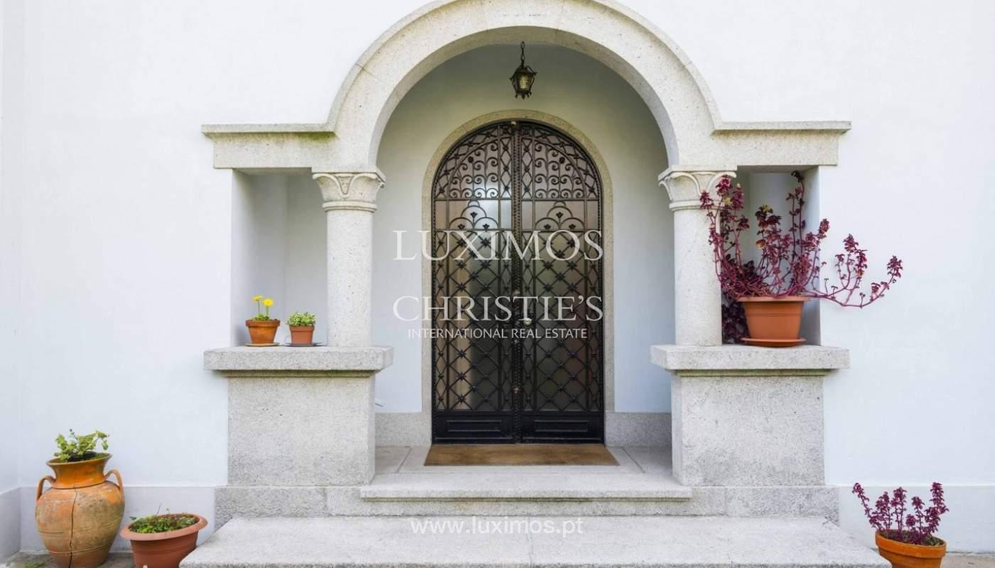 Verkauf villa-Architektur-in Großbritannien, mit Garten, Porto, Portugal _30649