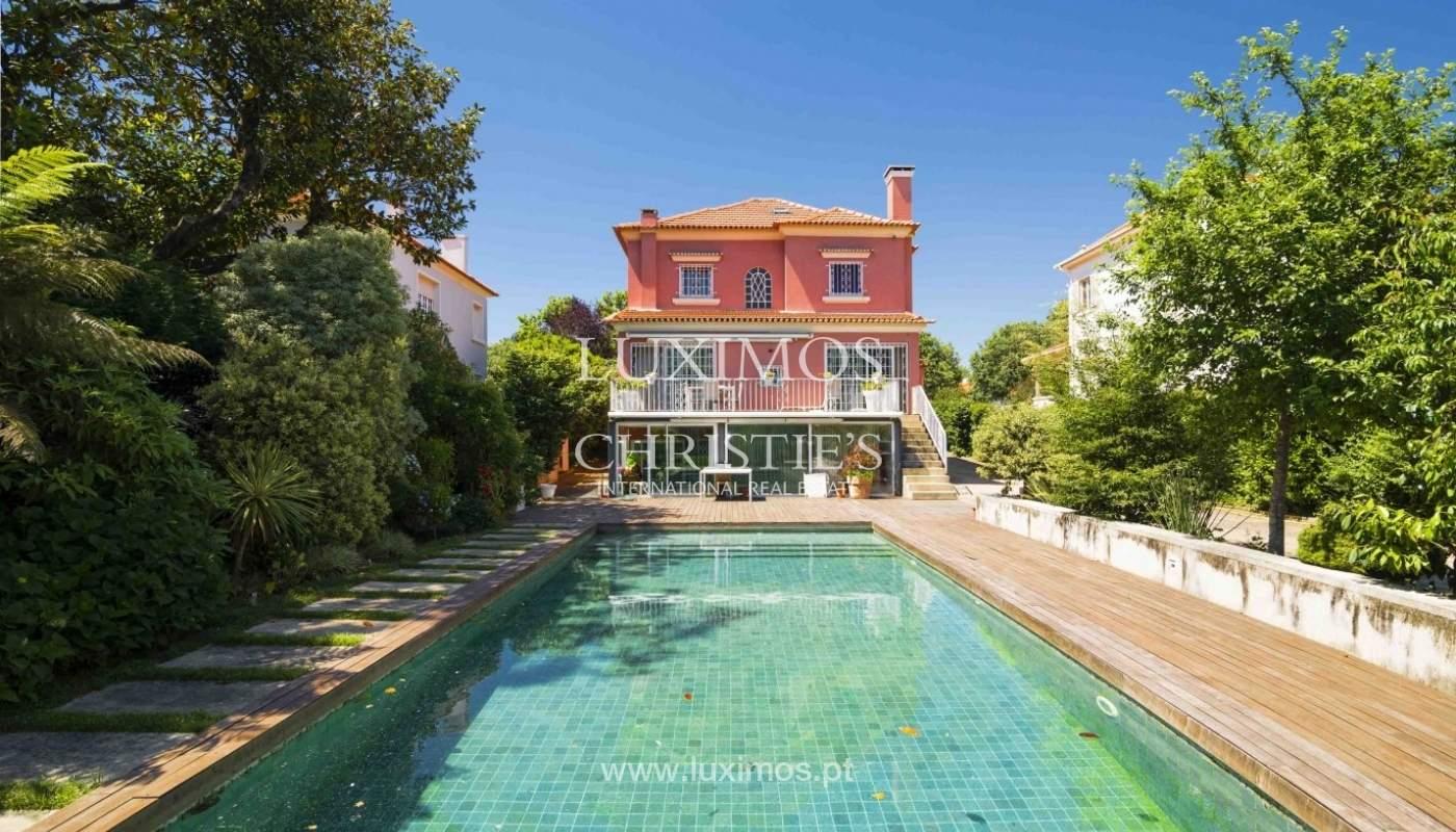 Luxury villa with garden and swimming pool, Porto, Portugal_31223