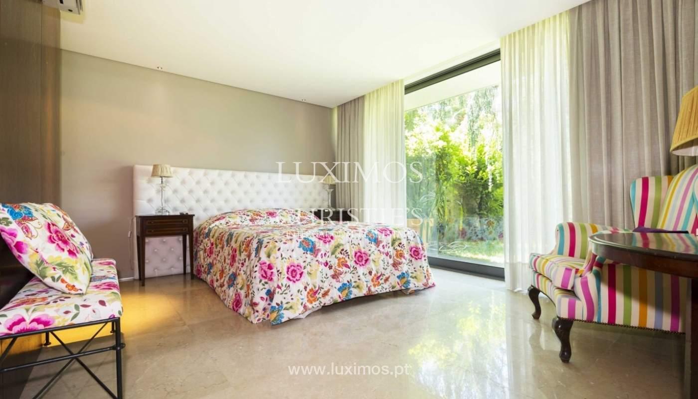 Luxury villa with garden and swimming pool, Porto, Portugal_31225