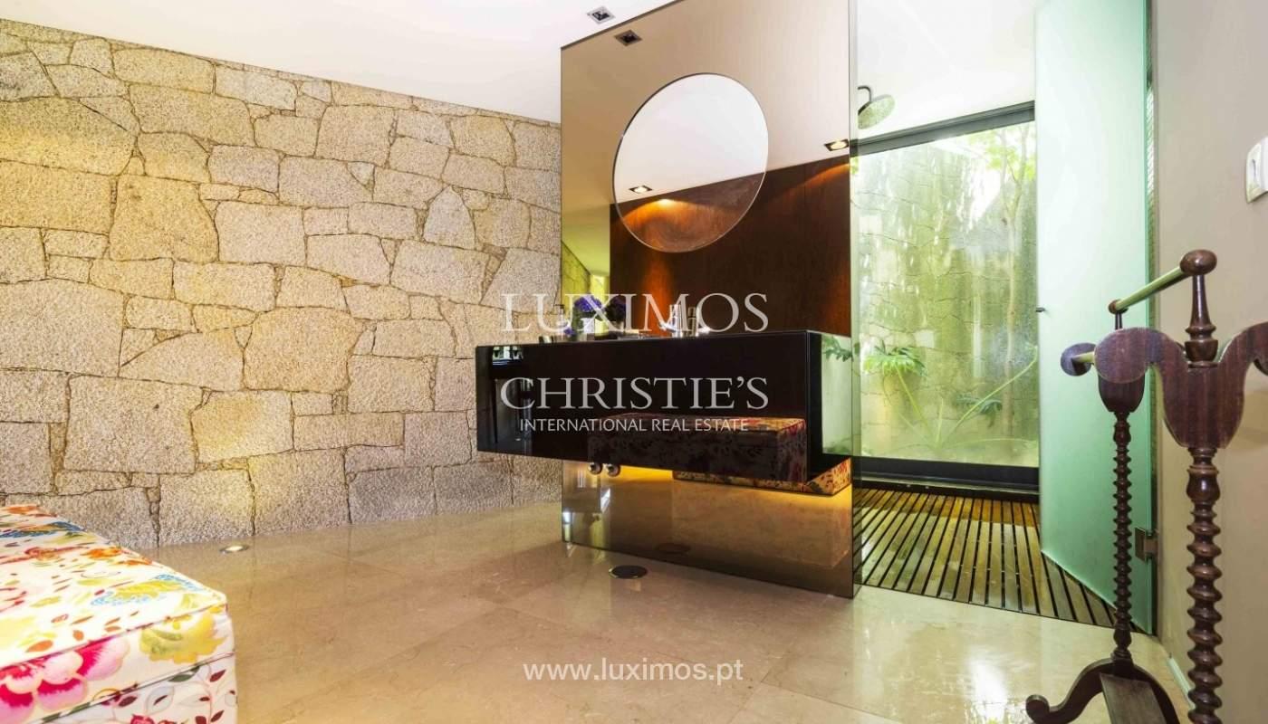 Luxury villa with garden and swimming pool, Porto, Portugal_31227