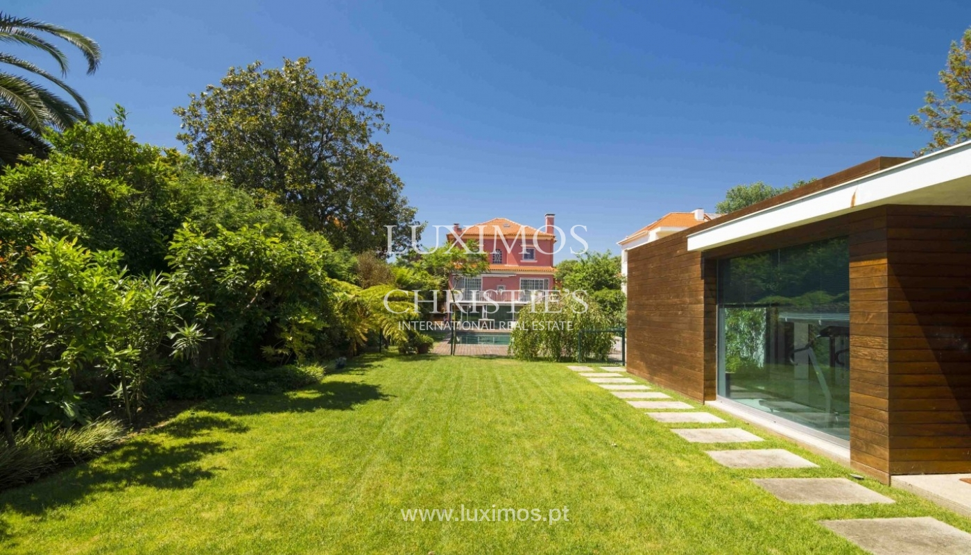 Moradia de alto padrão com jardim e piscina, Porto, Portugal_31228