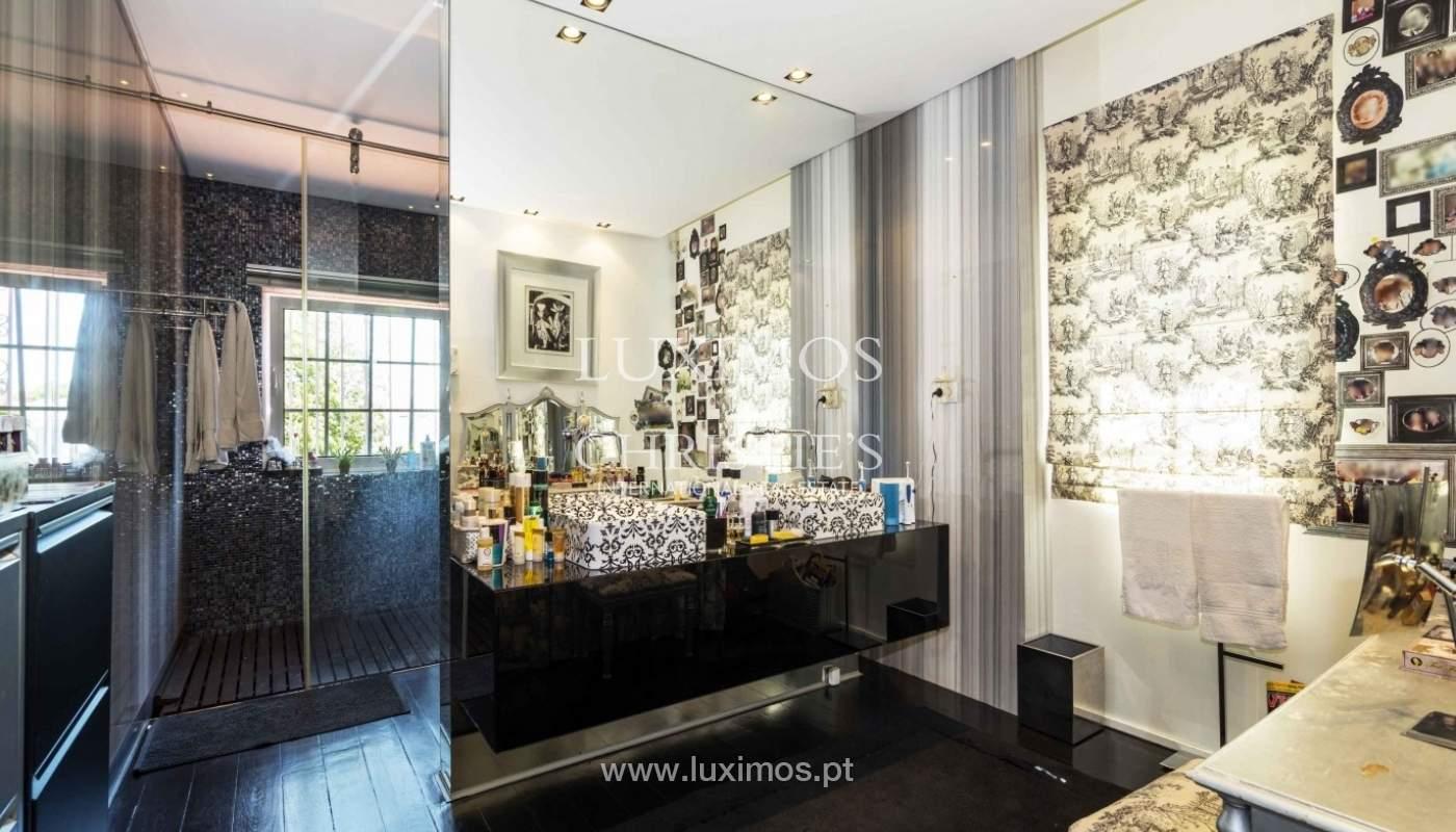 Luxury villa with garden and swimming pool, Porto, Portugal_31243