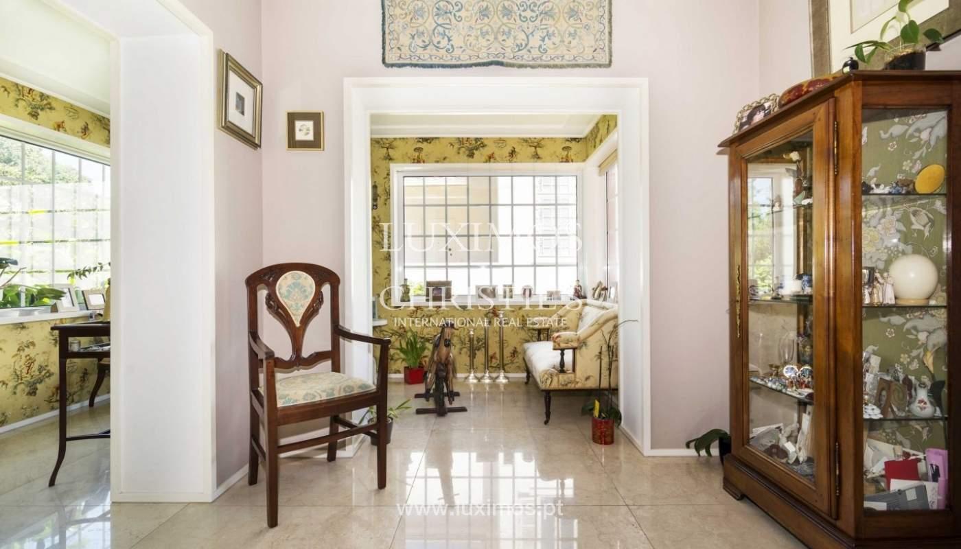 Luxury villa with garden and swimming pool, Porto, Portugal_31254