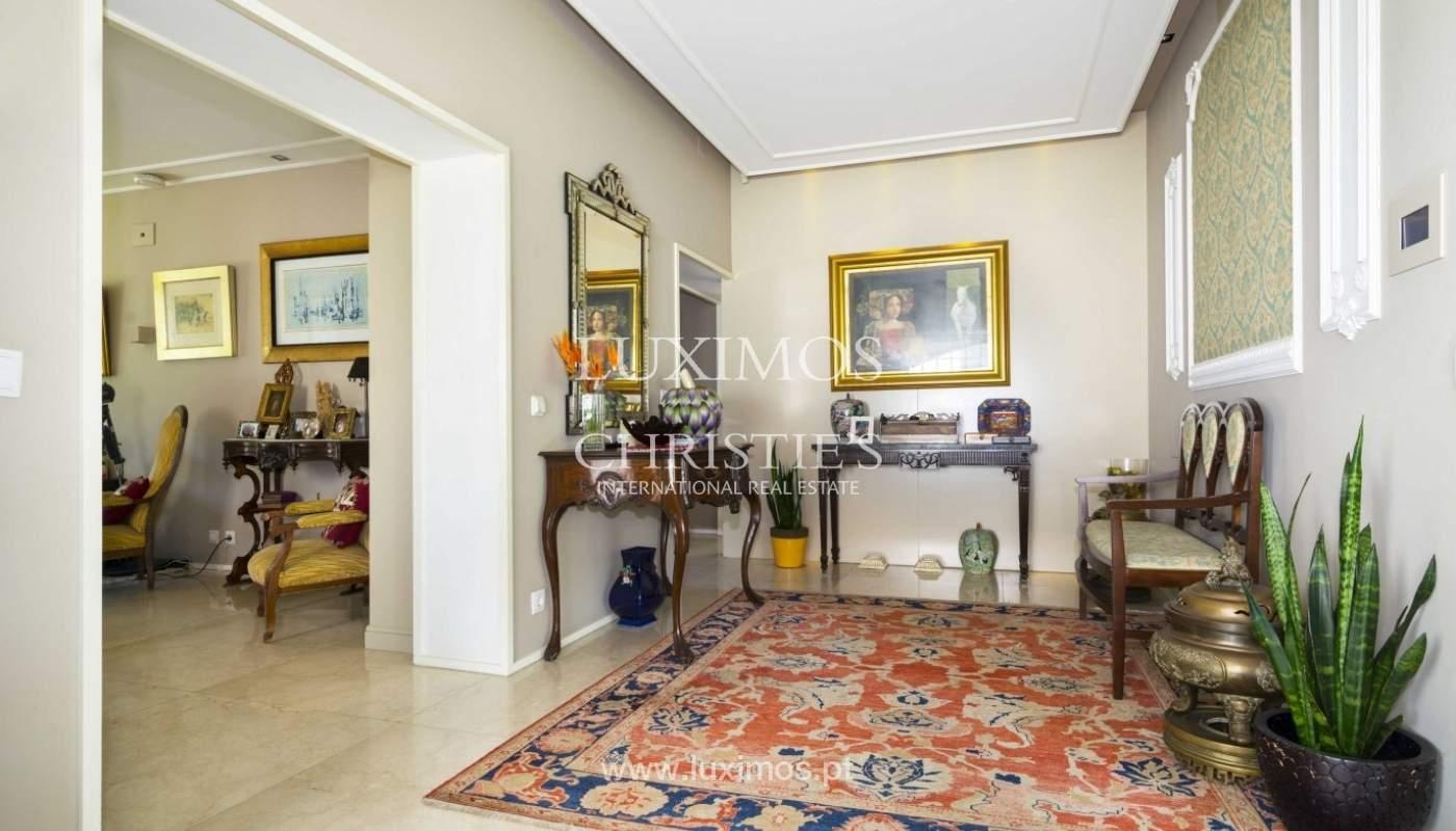 Luxury villa with garden and swimming pool, Porto, Portugal_31255