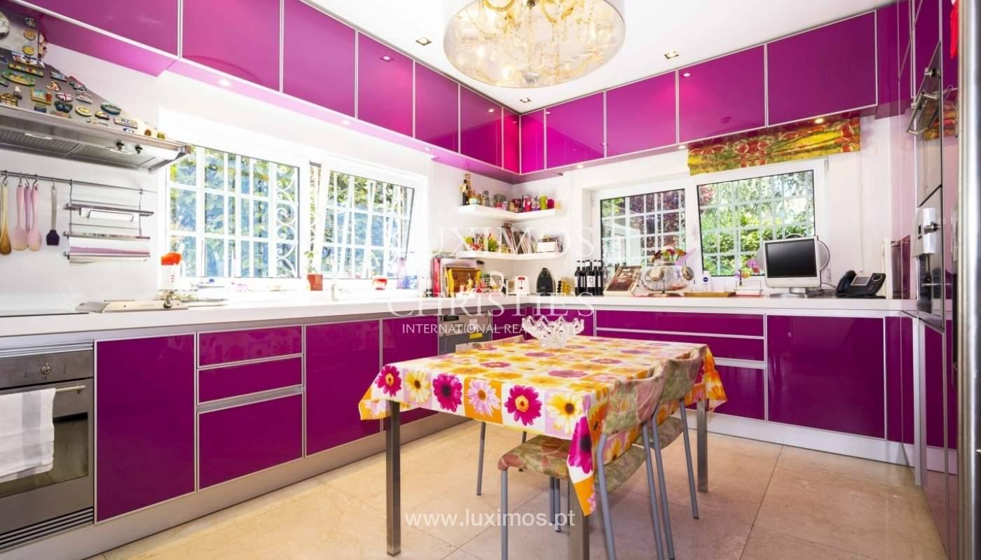 Luxury villa with garden and swimming pool, Porto, Portugal_31258
