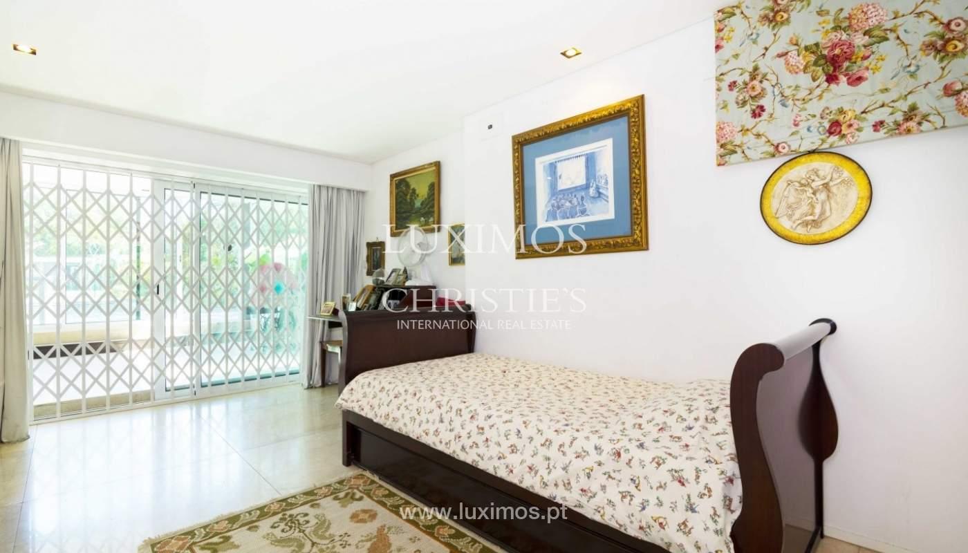 Luxury villa with garden and swimming pool, Porto, Portugal_31267