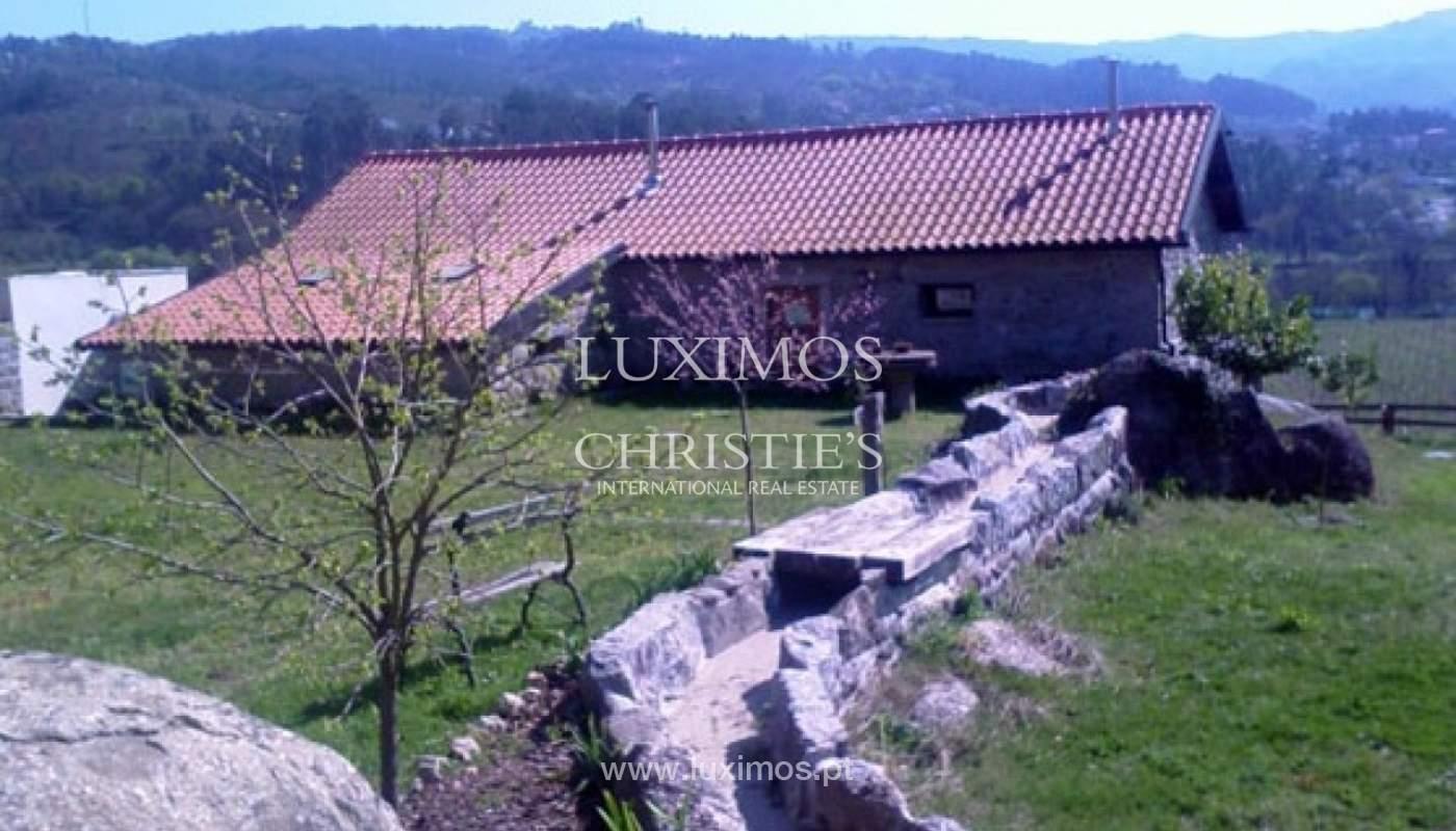 Casa de Campo com potencial para agro-turismo, Arcos de Valdevez_31320
