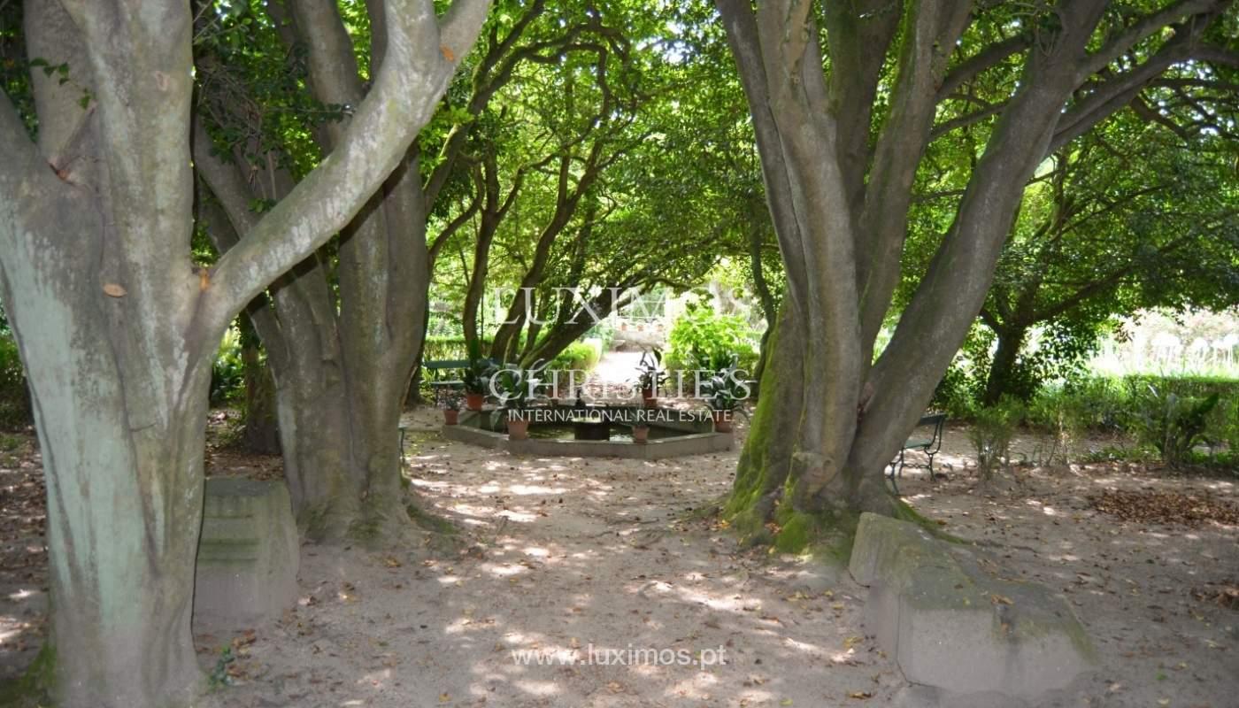 Casa de Campo con jardín, lago y piscina, Penafiel, Portugal_33227