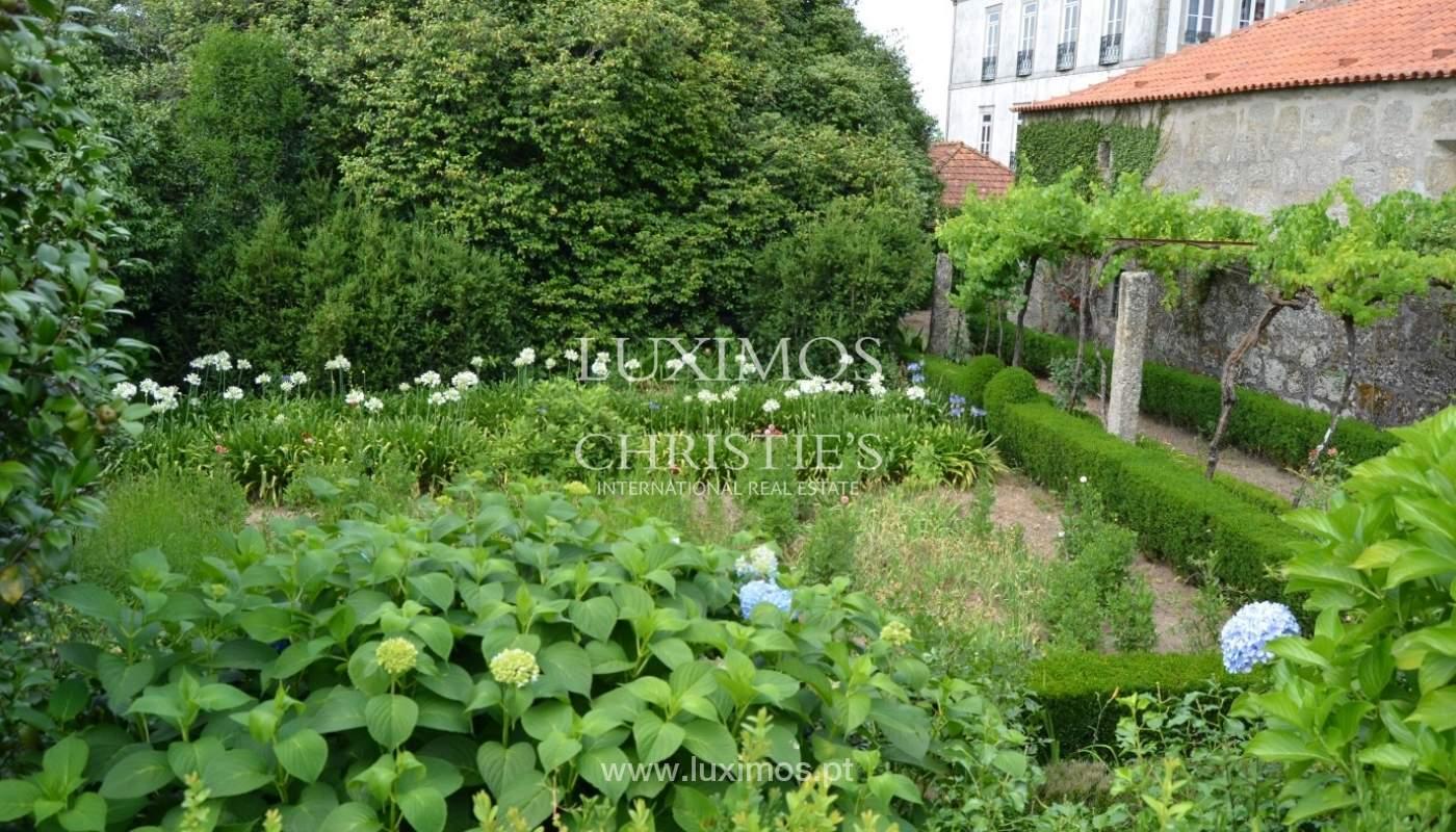 Casa de Campo con jardín, lago y piscina, Penafiel, Portugal_33236