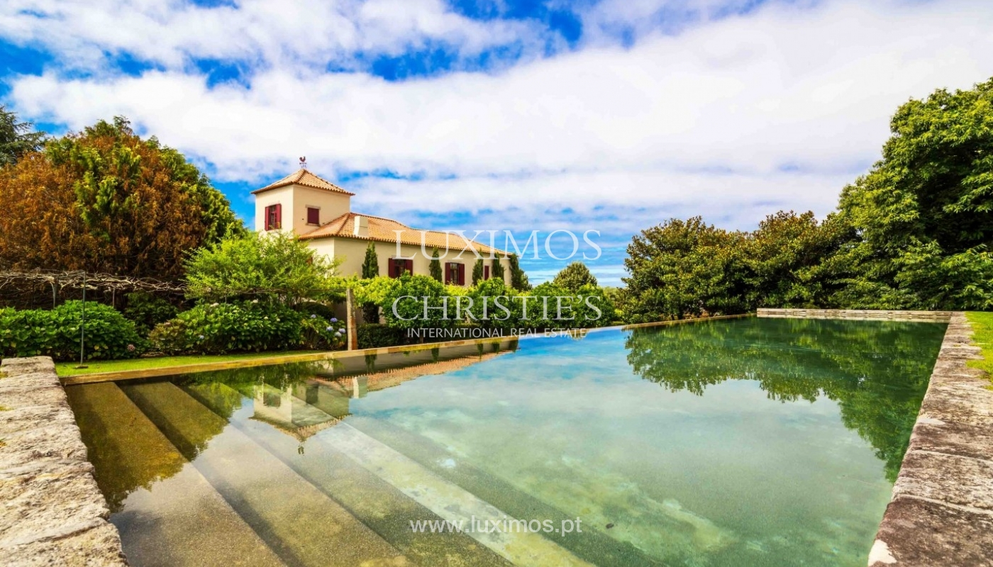 Country house with ocean views and pool, Areosa, North of Portugal_33677