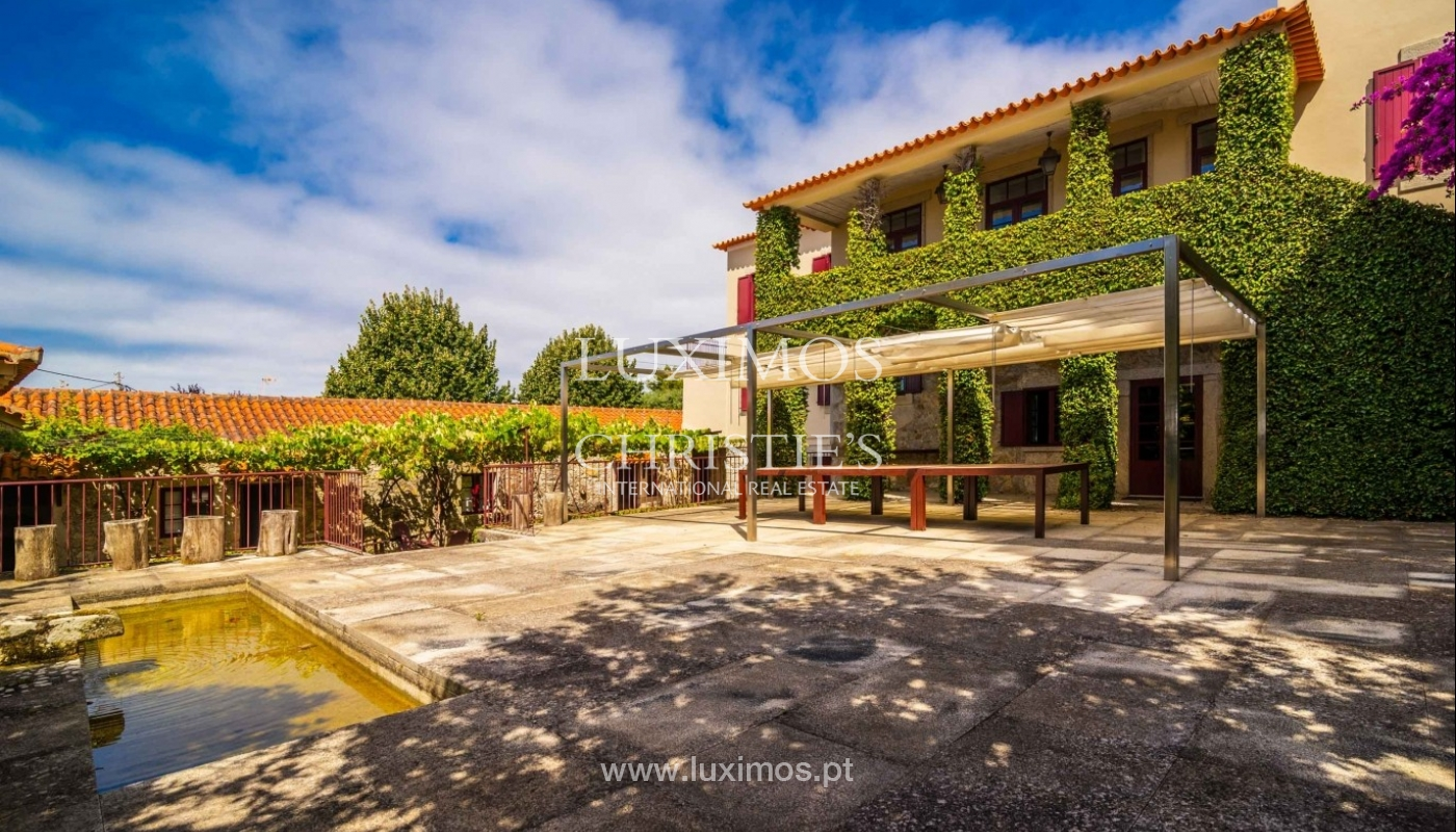 Country house with ocean views and pool, Areosa, North of Portugal_33696
