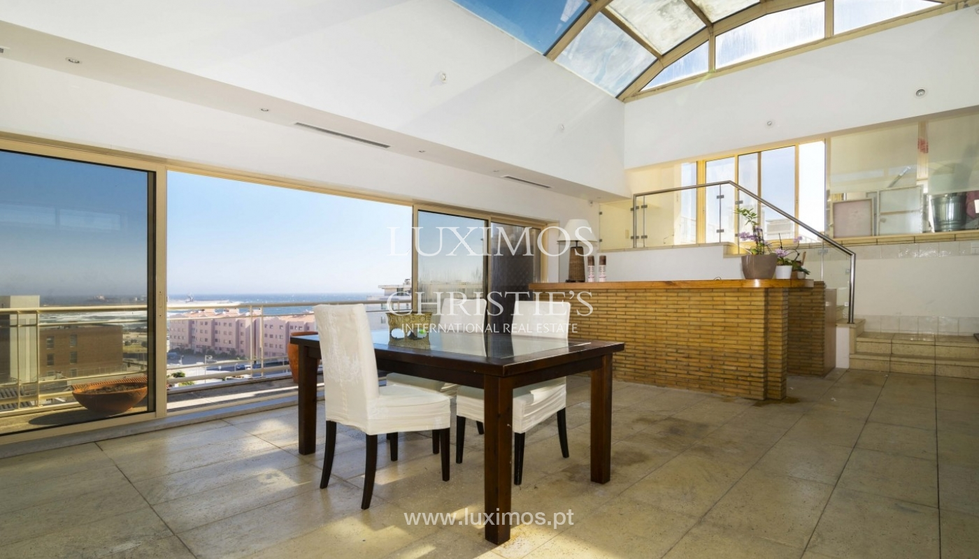 Apartment with ocean views and indoor pool, Porto, Portugal_33810