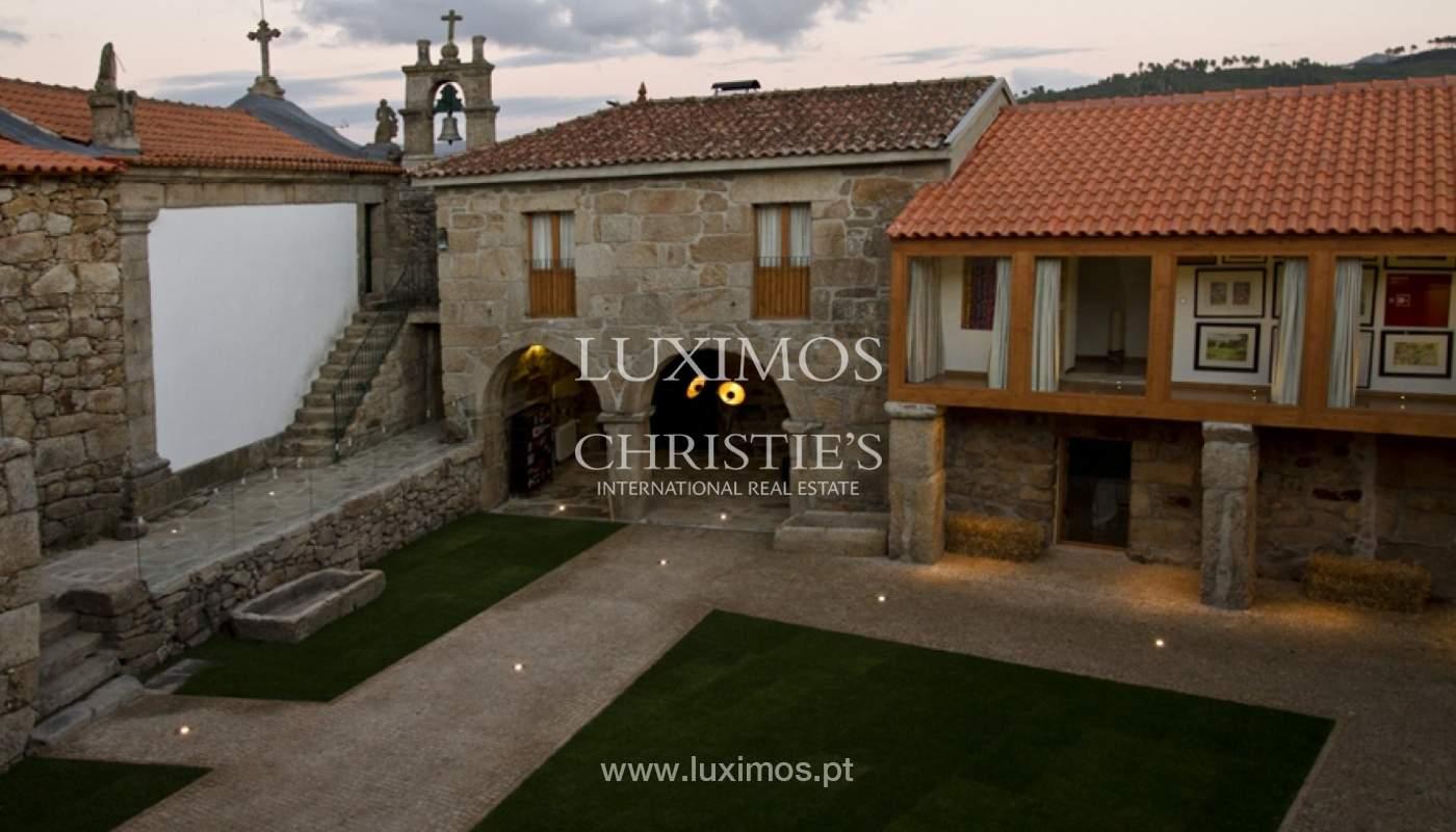 Das Hotel Rural de Charme, in der Nähe der Golfplatz und die Thermalbäder, Oura, Portugal_34200