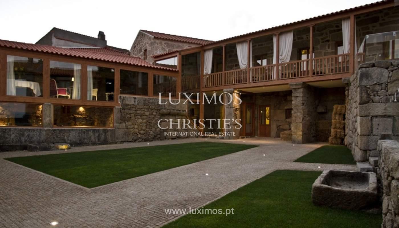 Das Hotel Rural de Charme, in der Nähe der Golfplatz und die Thermalbäder, Oura, Portugal_34202