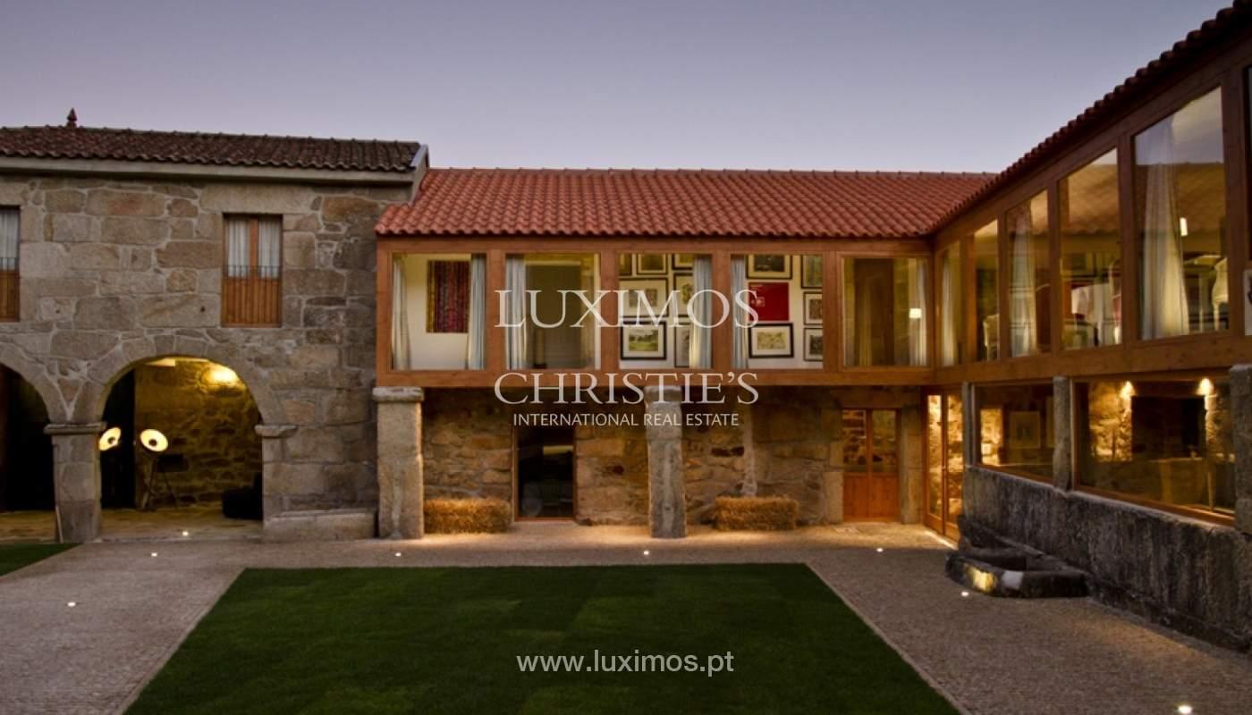 Das Hotel Rural de Charme, in der Nähe der Golfplatz und die Thermalbäder, Oura, Portugal_34204
