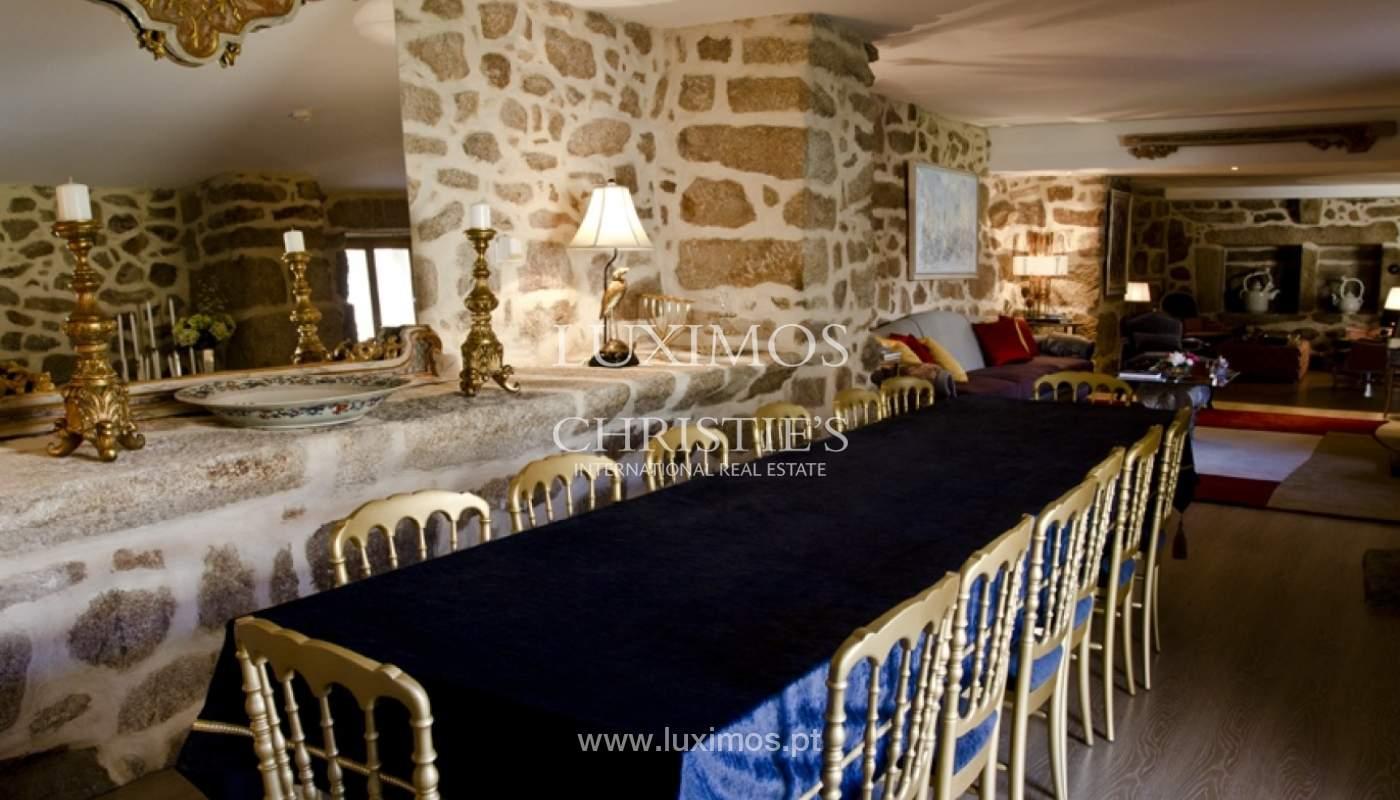 Das Hotel Rural de Charme, in der Nähe der Golfplatz und die Thermalbäder, Oura, Portugal_34207