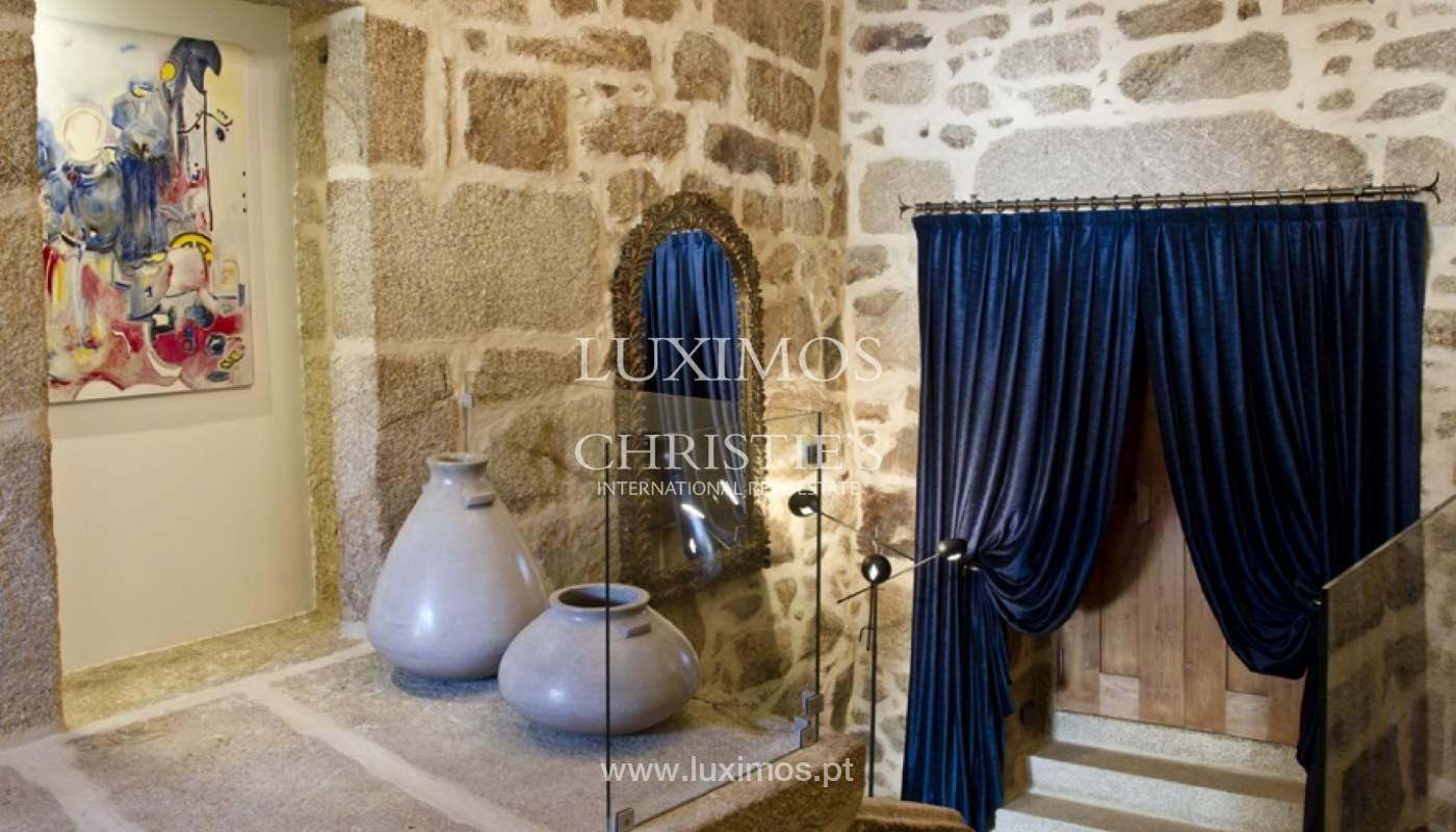 Das Hotel Rural de Charme, in der Nähe der Golfplatz und die Thermalbäder, Oura, Portugal_34211