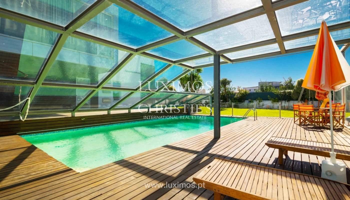 Sale of modern villa w/ swimming pool, Póvoa Varzim, Porto, Portugal _35508