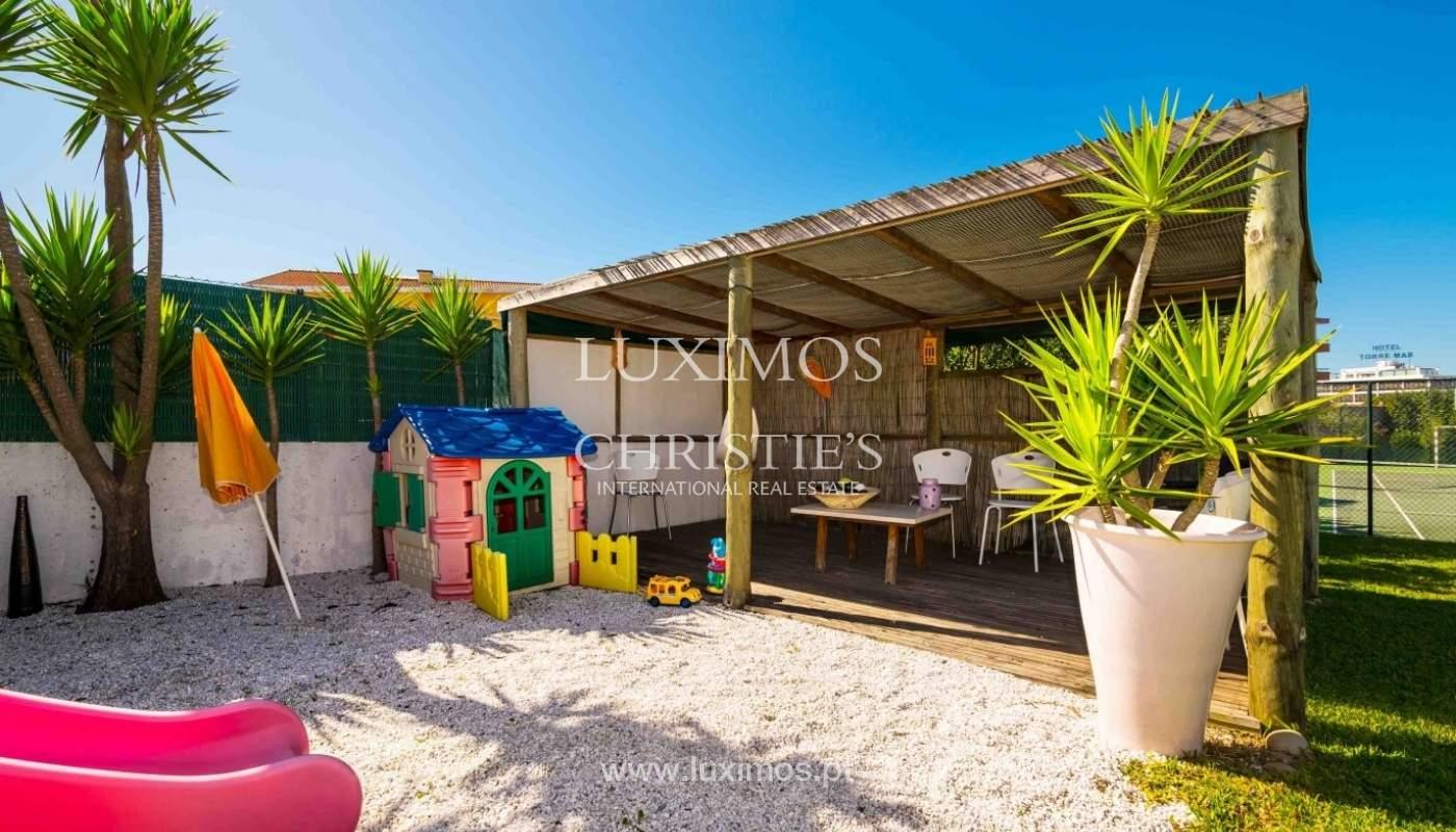 Sale of modern villa w/ swimming pool, Póvoa Varzim, Porto, Portugal _35511