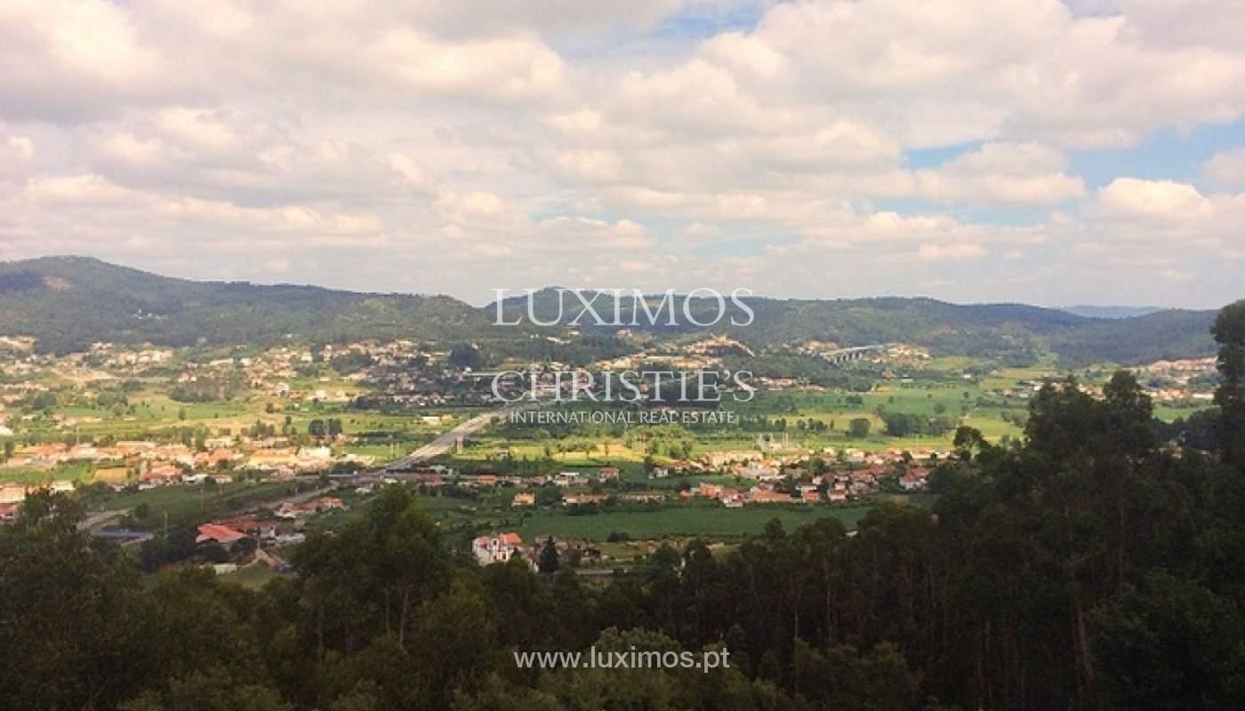 Hotel rural con piscina y jardín, Braga, Portugal_35975