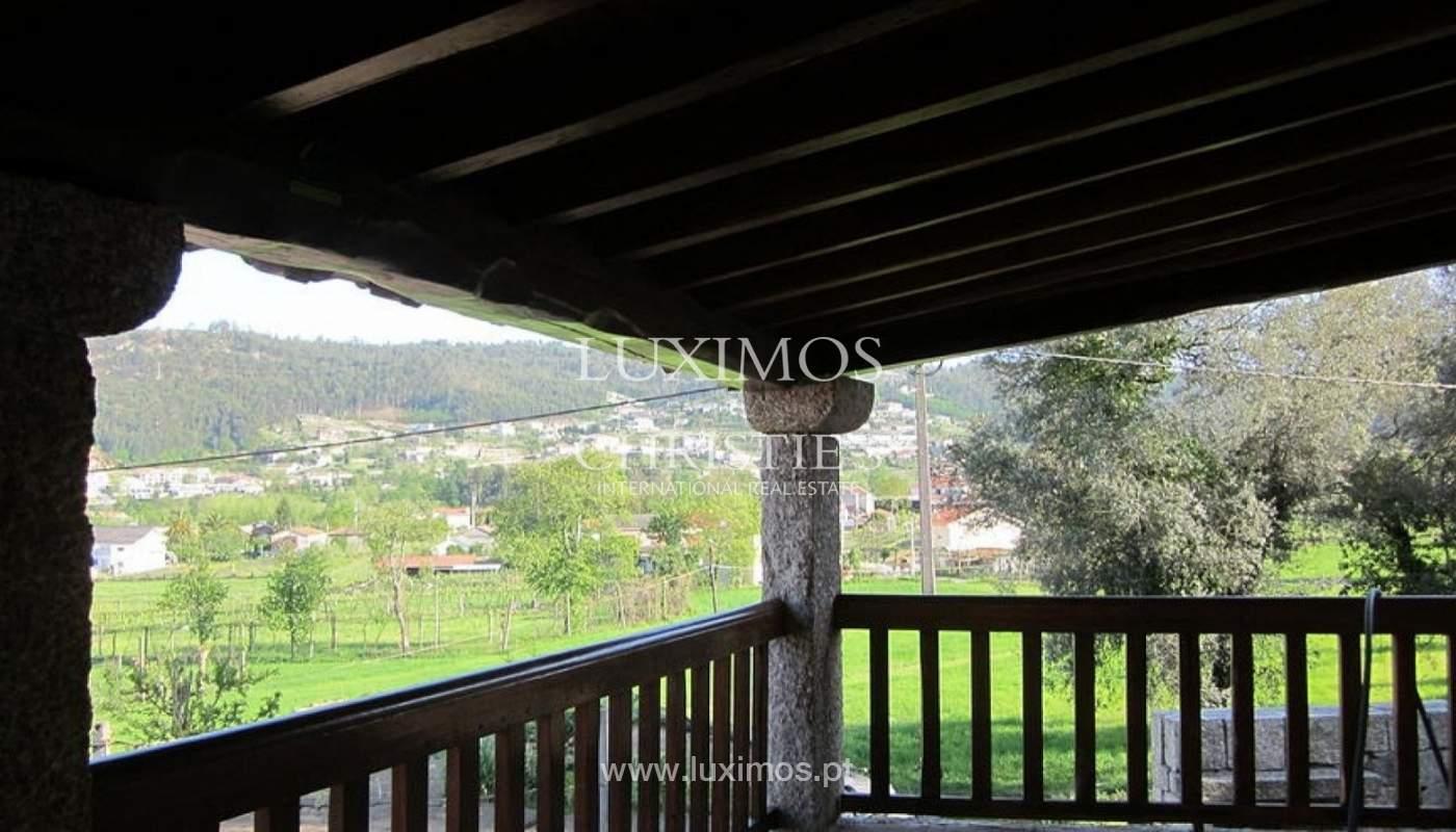Hotel rural con piscina y jardín, Braga, Portugal_35977