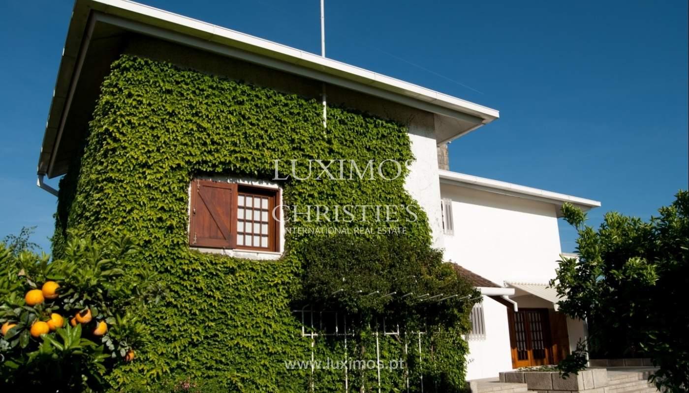 Villa de 4 faces à vendre avec jardin, Ermesinde, Porto, Portugal _36206