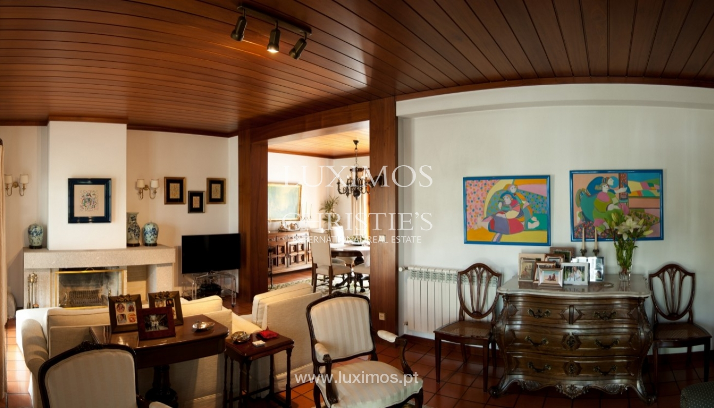 Villa de 4 faces à vendre avec jardin, Ermesinde, Porto, Portugal _36210
