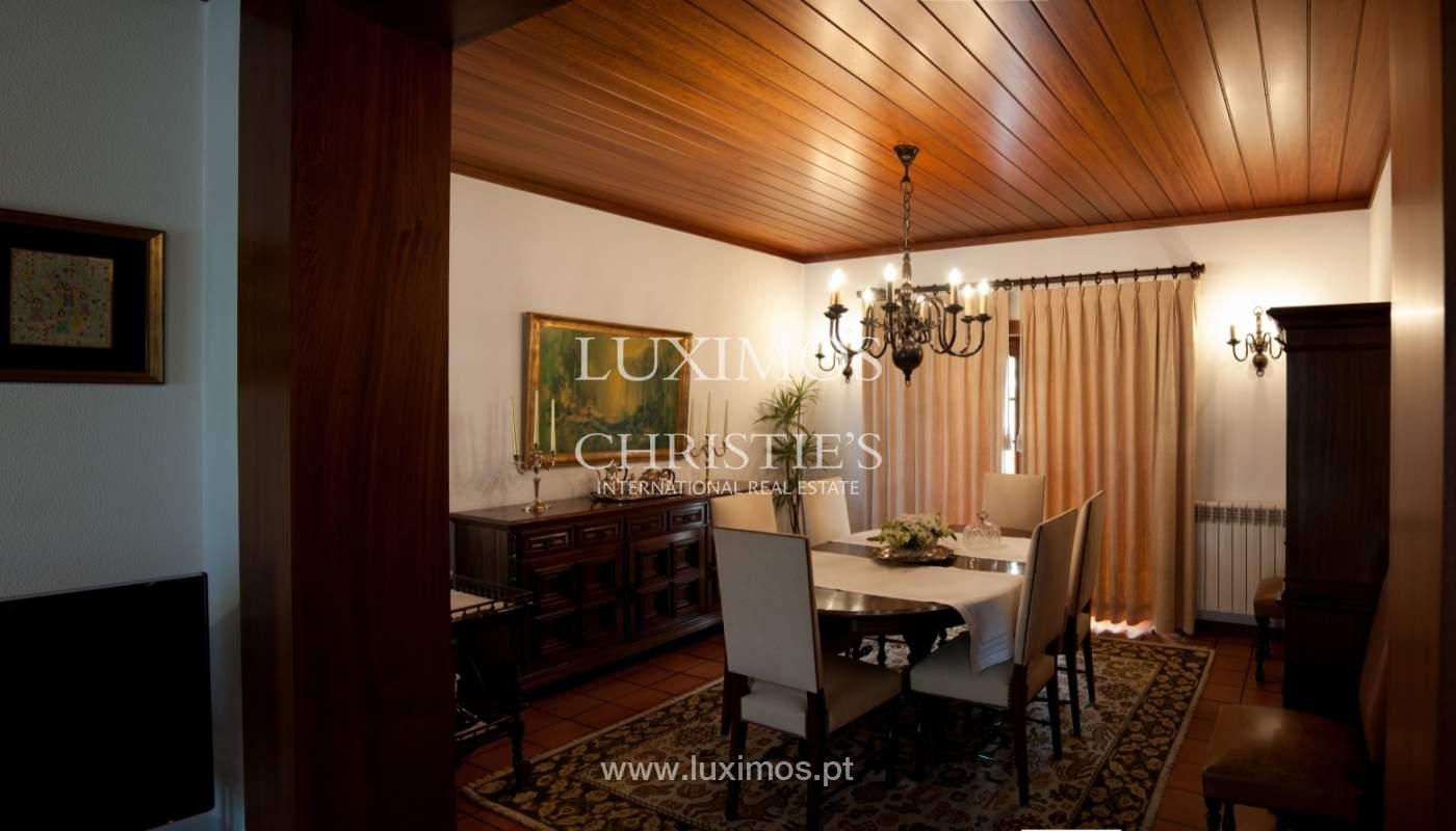 Verkauf-villa 4 Fronten mit Garten, Ermesinde, Porto, Portugal _36212