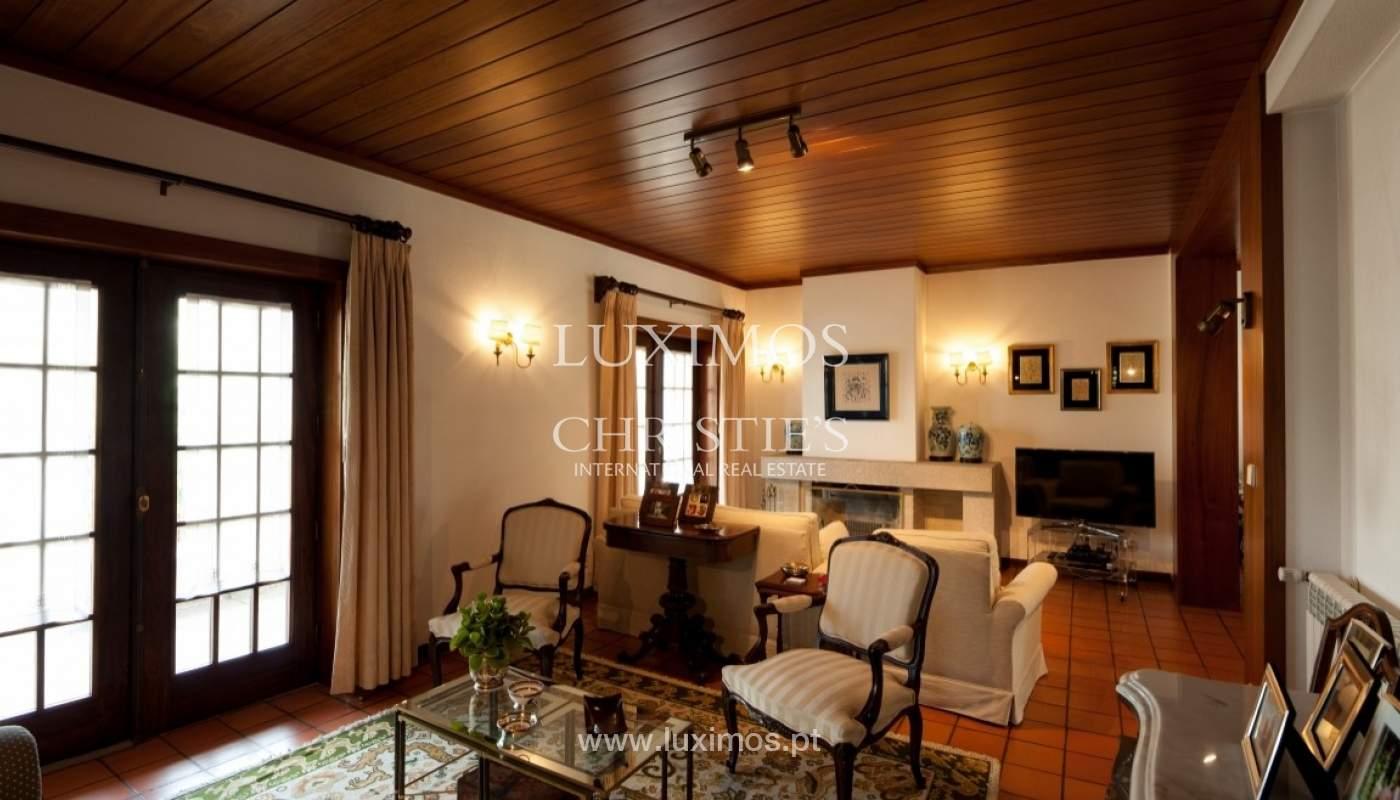 Villa de 4 faces à vendre avec jardin, Ermesinde, Porto, Portugal _36213