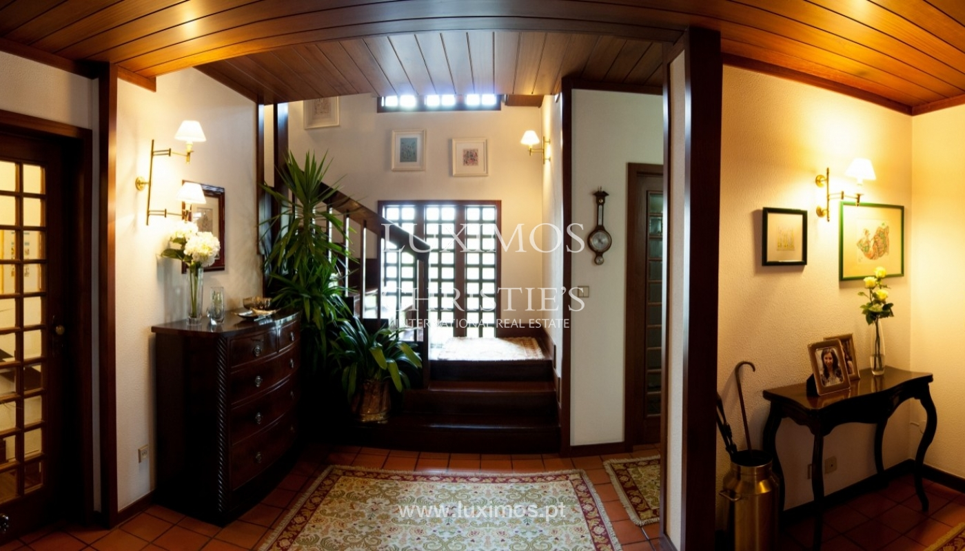 Verkauf-villa 4 Fronten mit Garten, Ermesinde, Porto, Portugal _36215