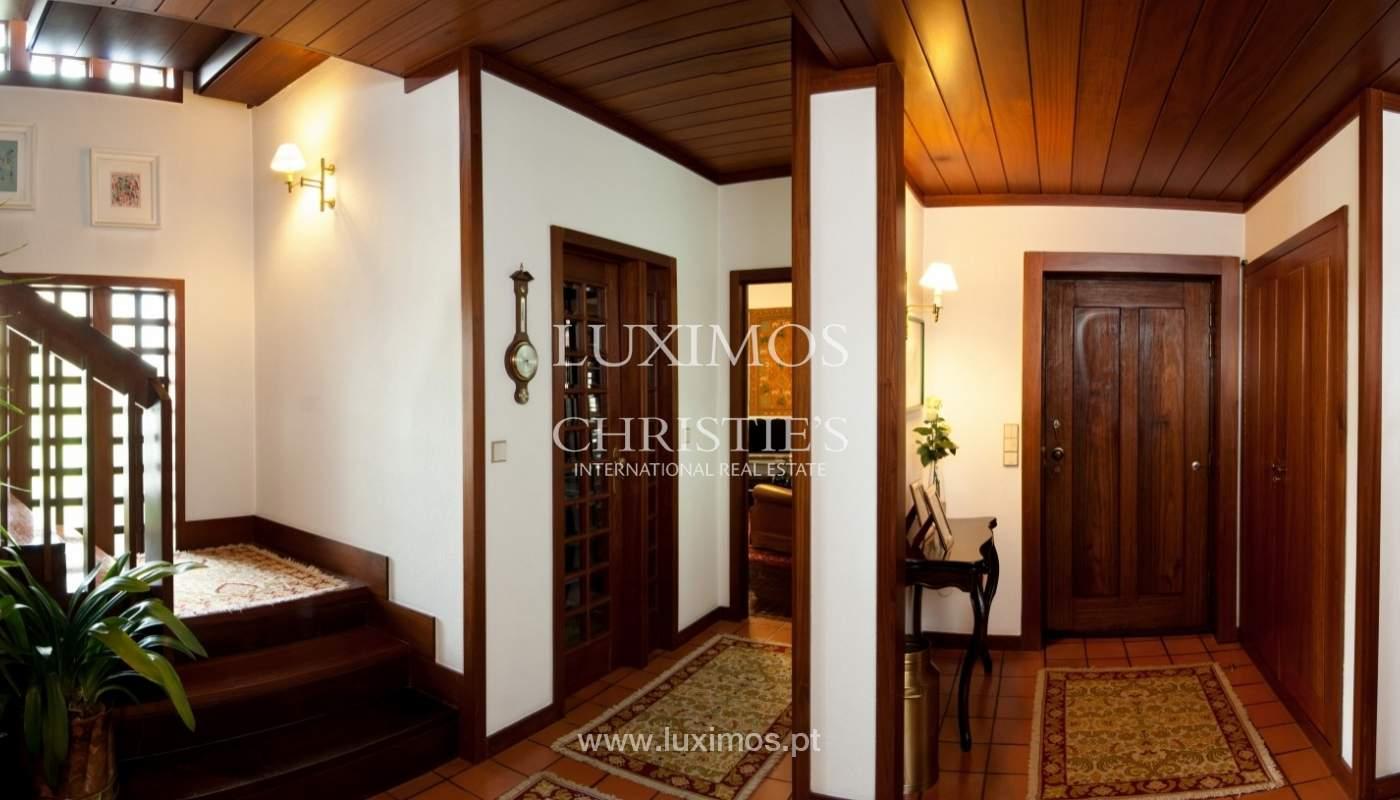 Villa de 4 faces à vendre avec jardin, Ermesinde, Porto, Portugal _36216