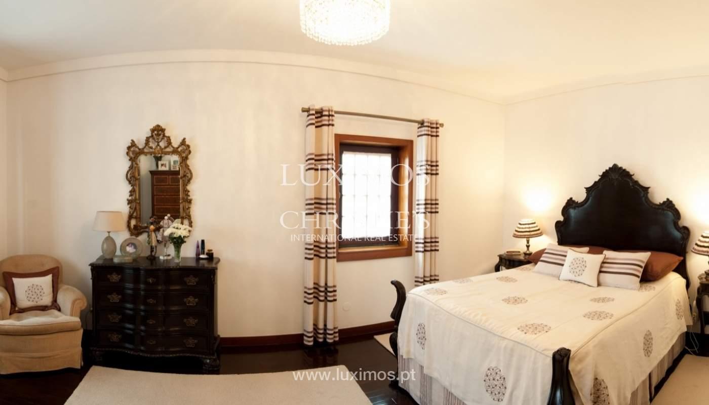 Verkauf-villa 4 Fronten mit Garten, Ermesinde, Porto, Portugal _36219