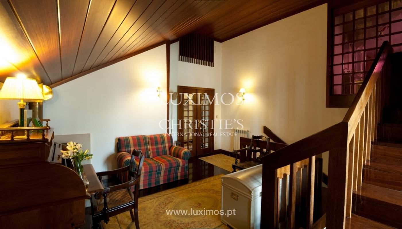 Villa de 4 faces à vendre avec jardin, Ermesinde, Porto, Portugal _36220