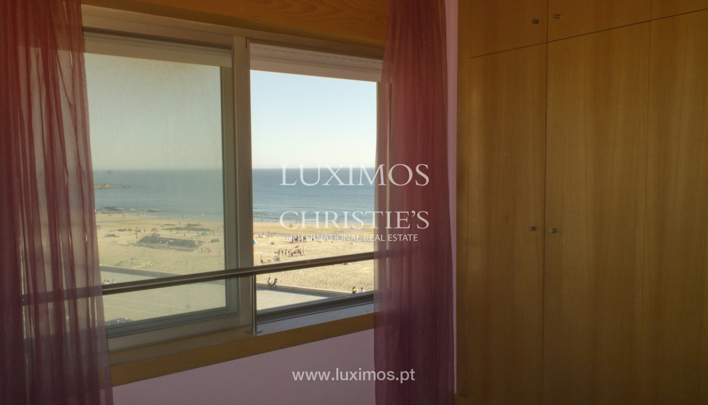 Apartment with sea front and ocean views, Matosinhos, Porto, Portugal_36408