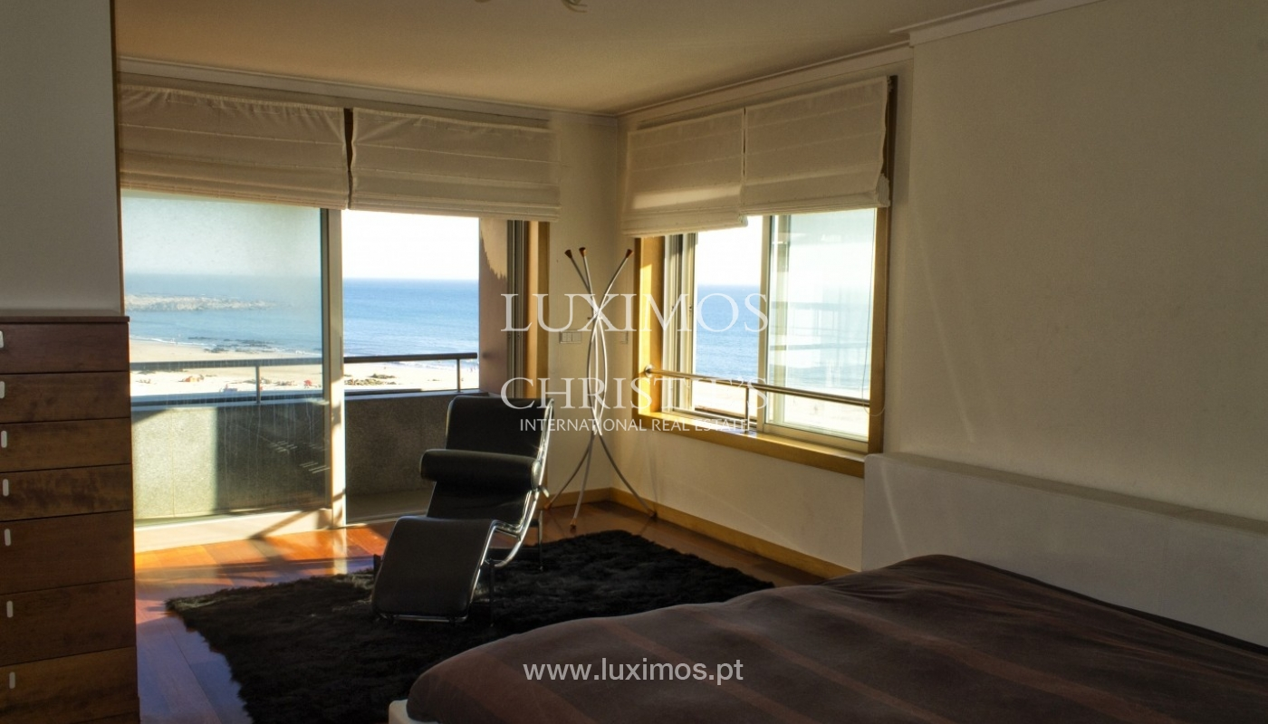Apartment with sea front and ocean views, Matosinhos, Porto, Portugal_36410