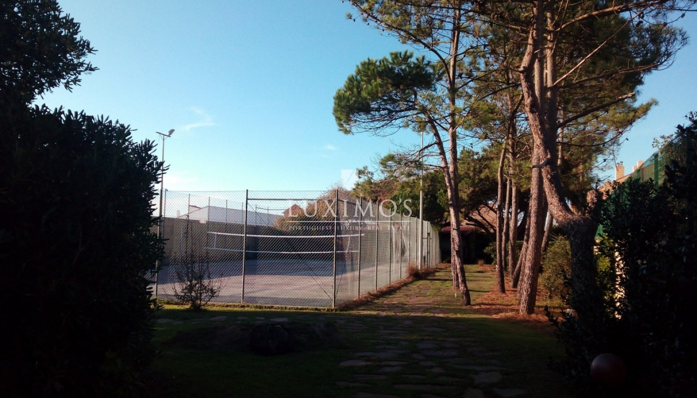 Sale of house w/ garden and court tennis, V. N. Gaia, Porto, Portugal_36562