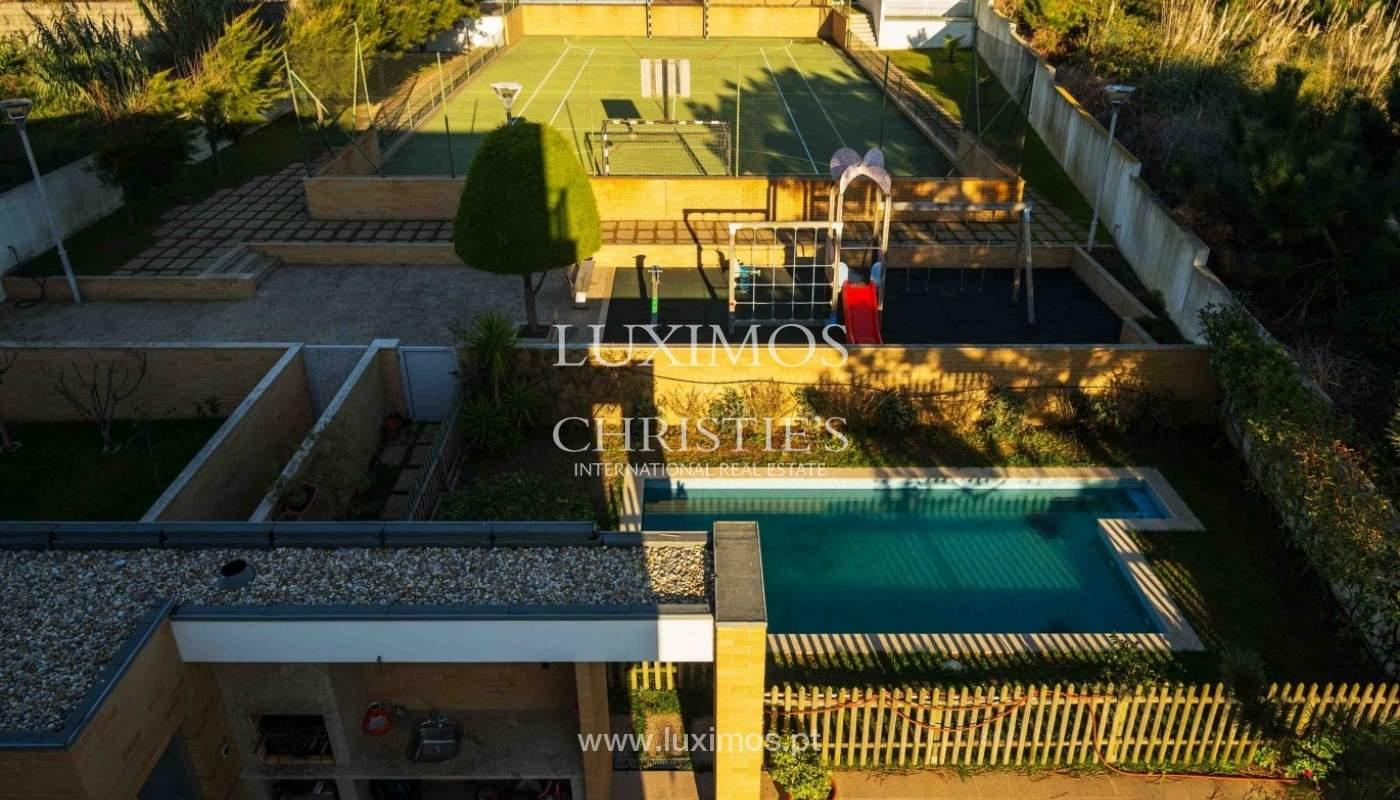Villa for sale with Ocean views, V. N. Gaia, Porto, Portugal _37037