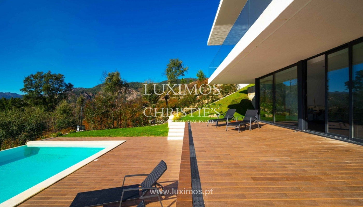 Luxury villa, with garden, swimming pool and court tennis, Gerês, Portugal_37145