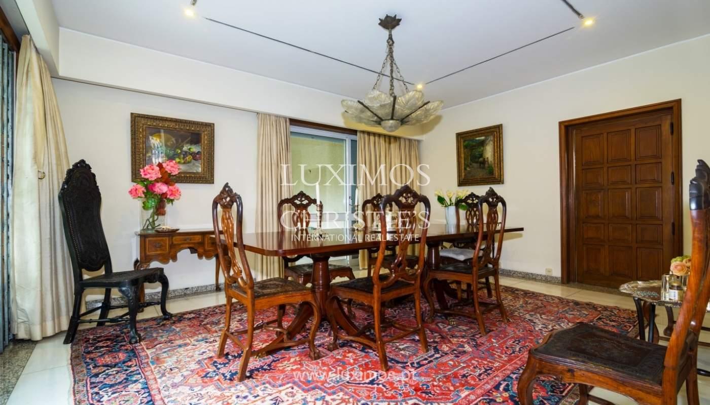 Verkauf villa mit Garten, Blick auf Fluss, Porto, Portugal _38967