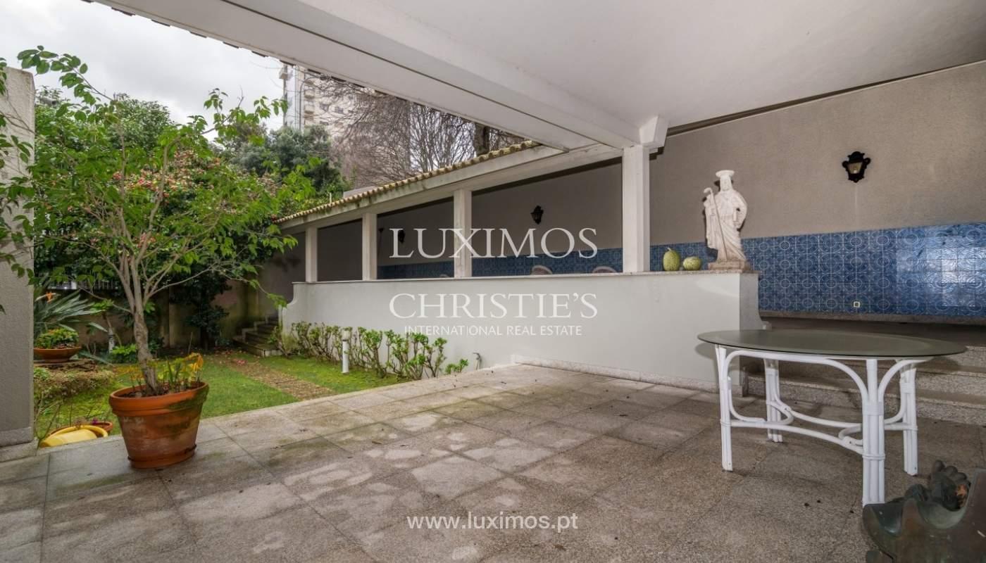 Verkauf villa mit Garten, Blick auf Fluss, Porto, Portugal _38968