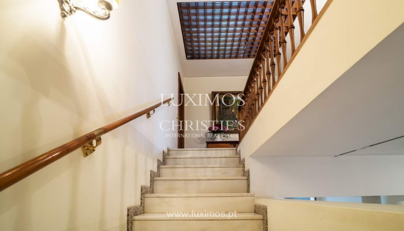 Villa for sale with river views, garden and porch, Porto, Portugal_38970