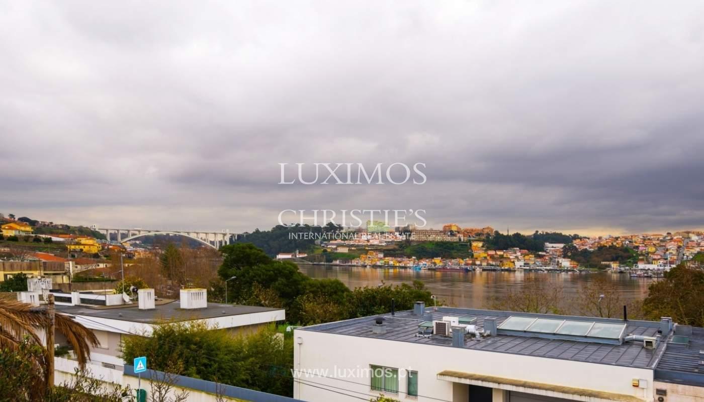 Verkauf villa mit Garten, Blick auf Fluss, Porto, Portugal _38972