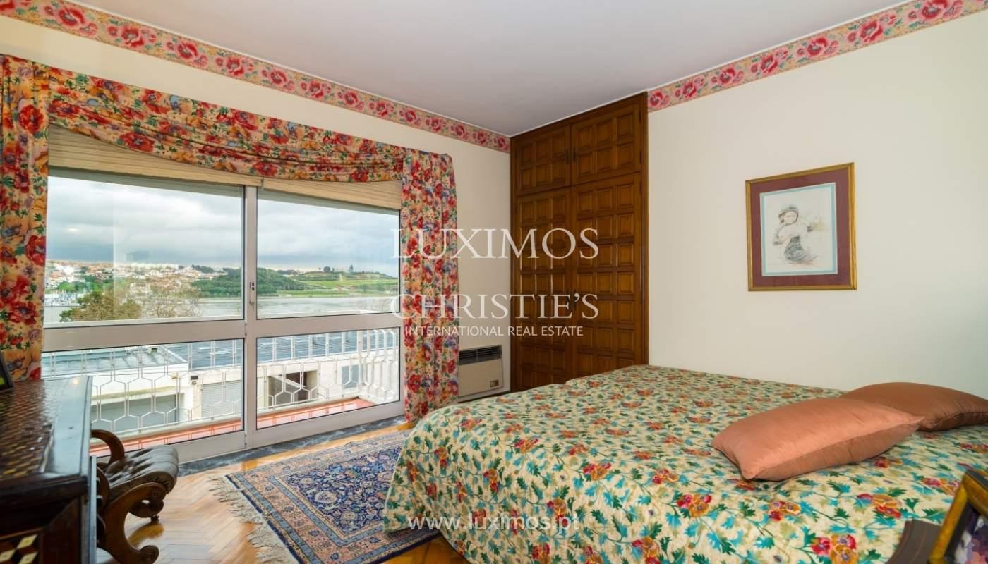 Verkauf villa mit Garten, Blick auf Fluss, Porto, Portugal _38974