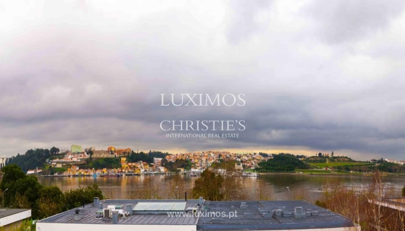 Maison, à vendre, avec vue sur la rivière, jardin, Porto, Portugal_38977